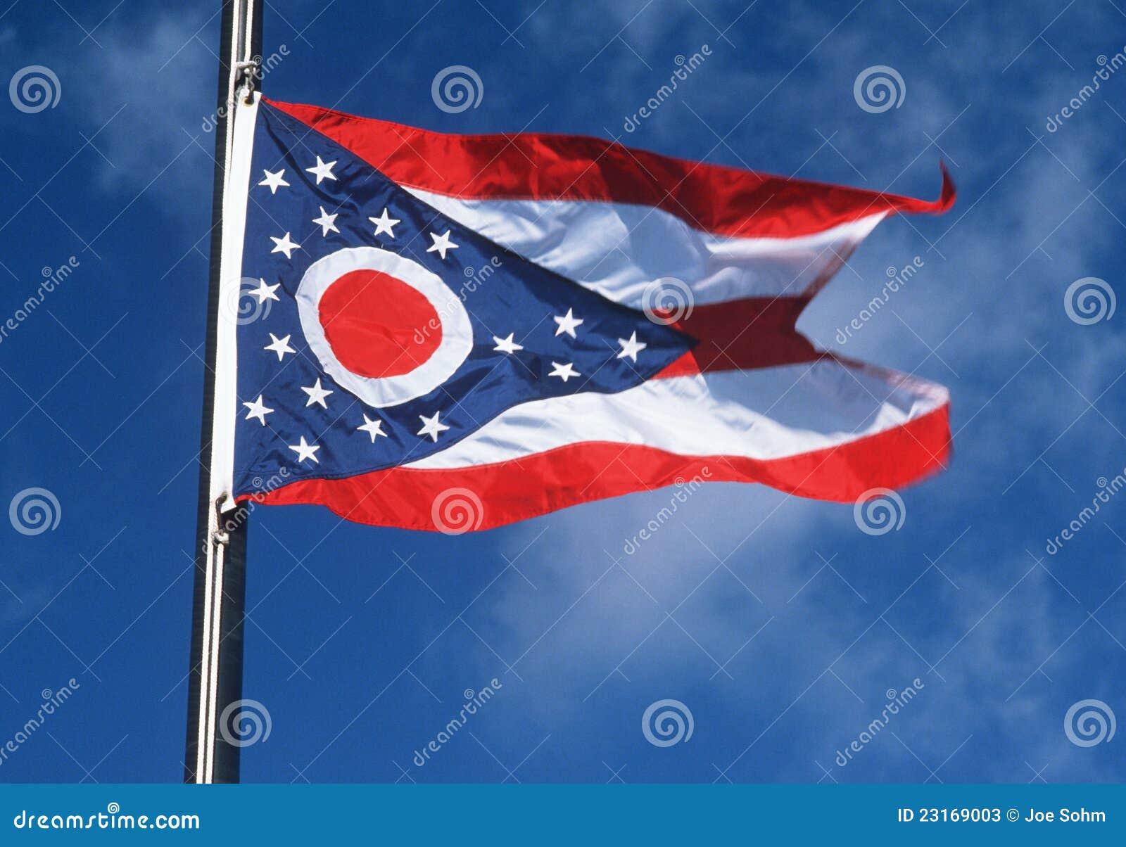 Κρατική σημαία του Οχάιου
