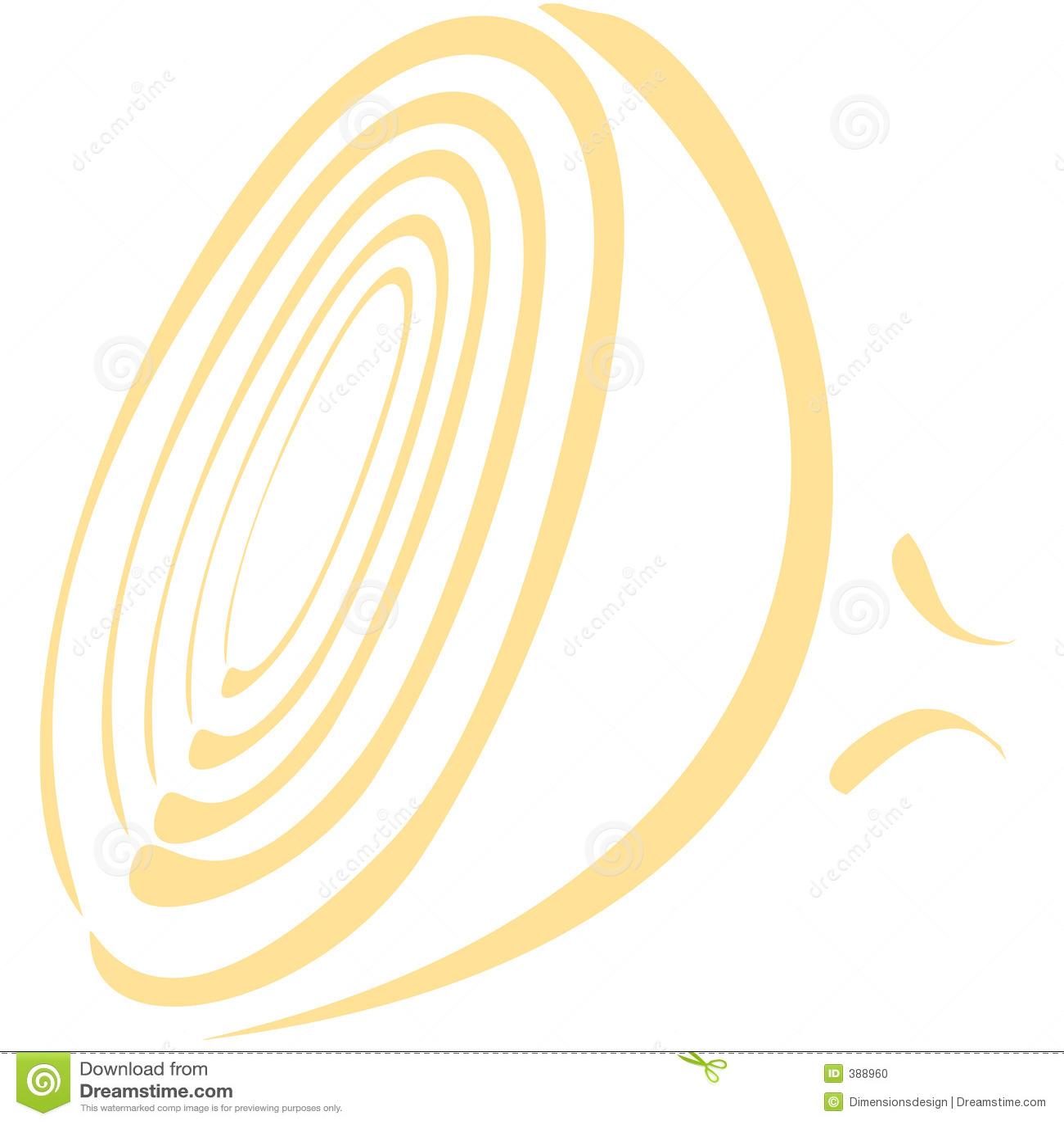 κρεμμύδι γραμμών τέχνης