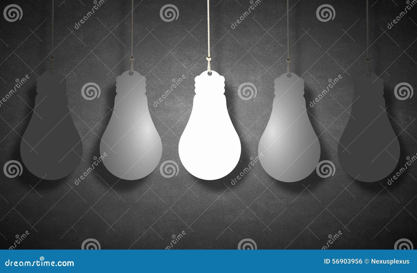 Κρεμώντας λάμπα φωτός