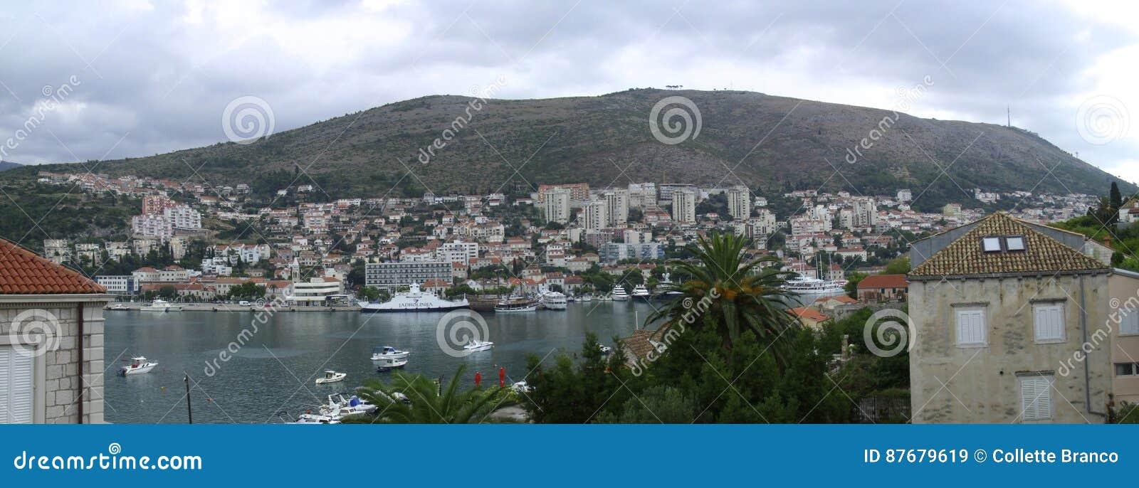 Κροατική ακτή