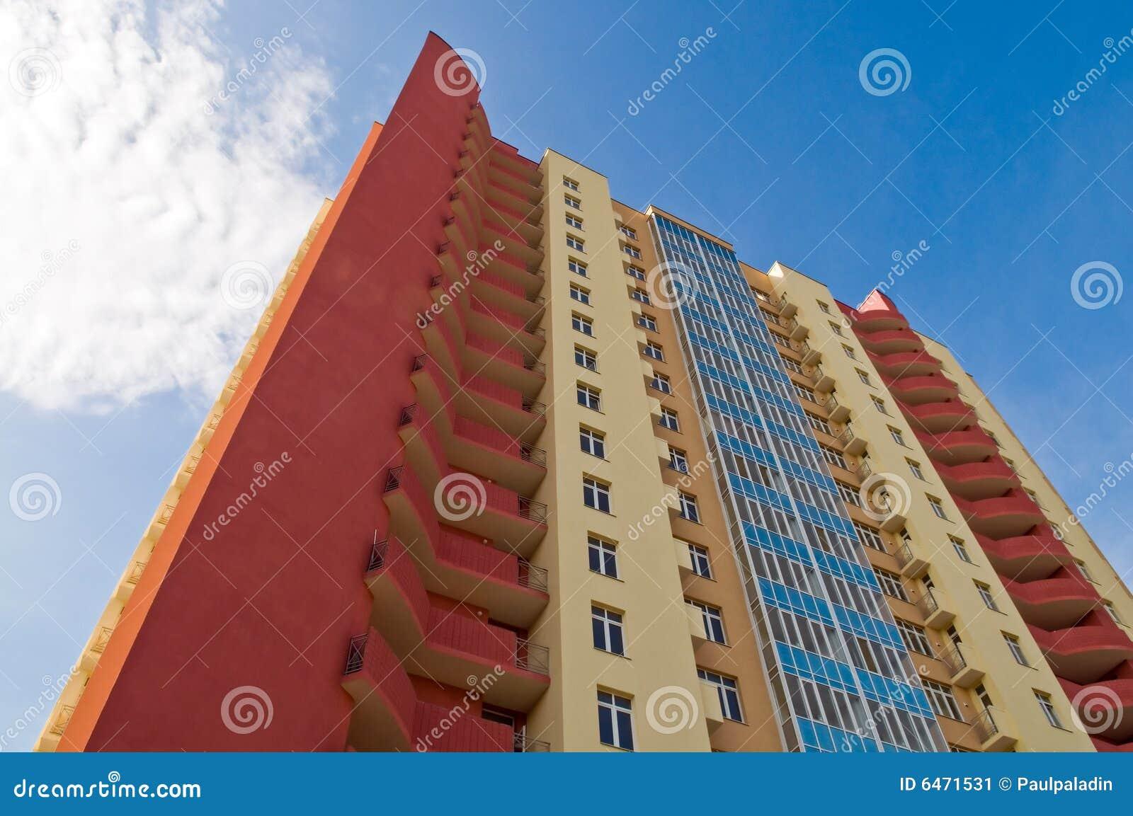 κτήριο πολυκατοικιών