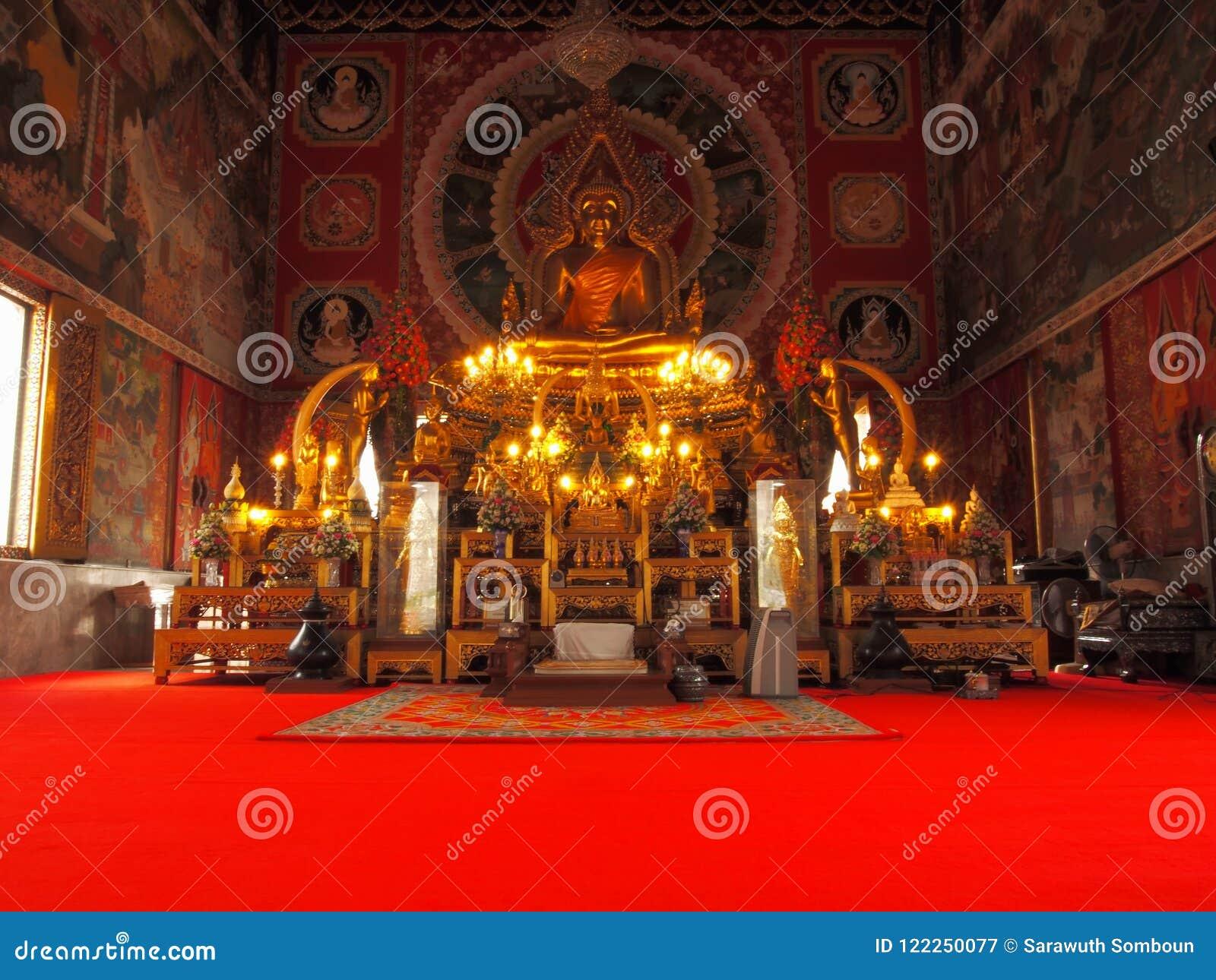 Κτύπημα kean Μπανγκόκ Ταϊλάνδη Samien Naree Wat