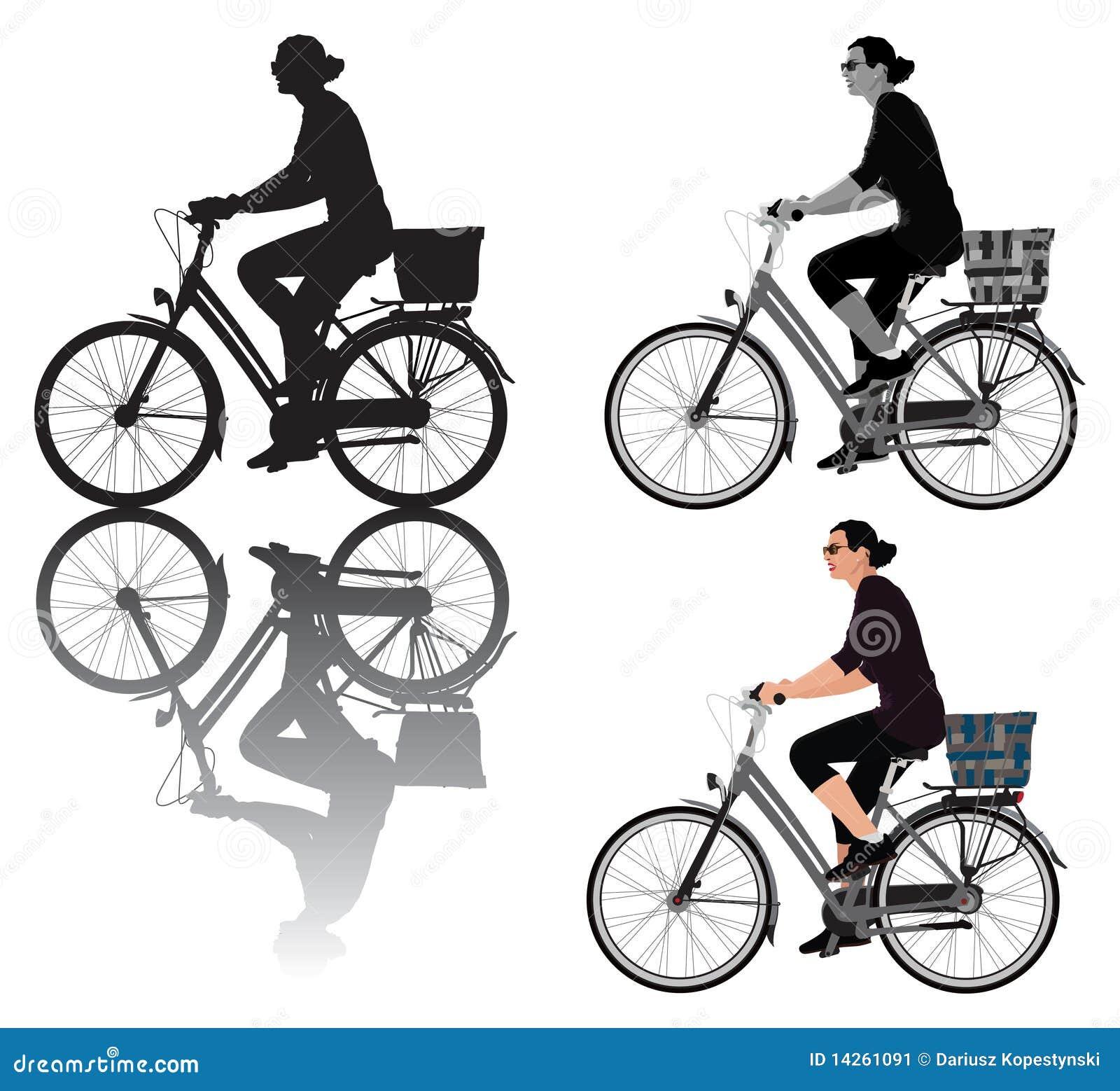 κυρία ποδηλάτων