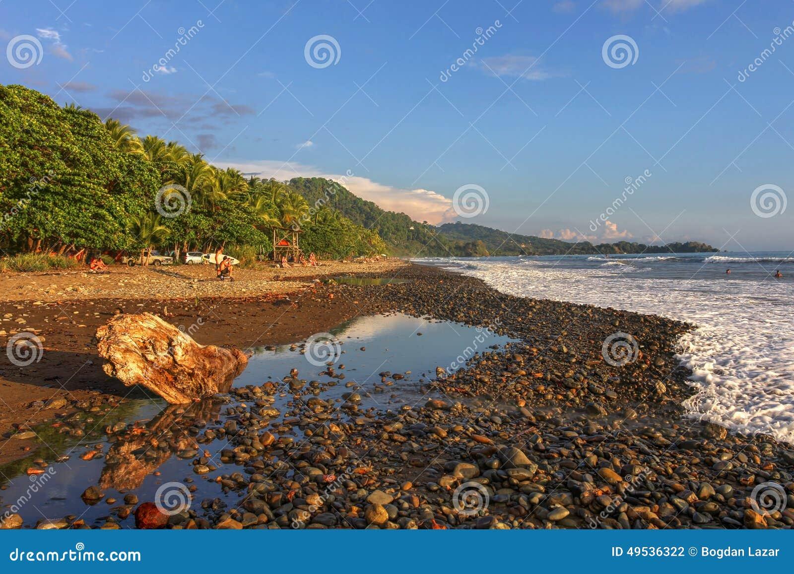 Κυριακή παραλία, Κόστα Ρίκα