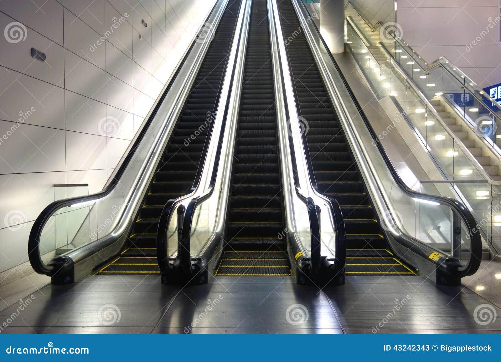 Κυλιόμενες σκάλες