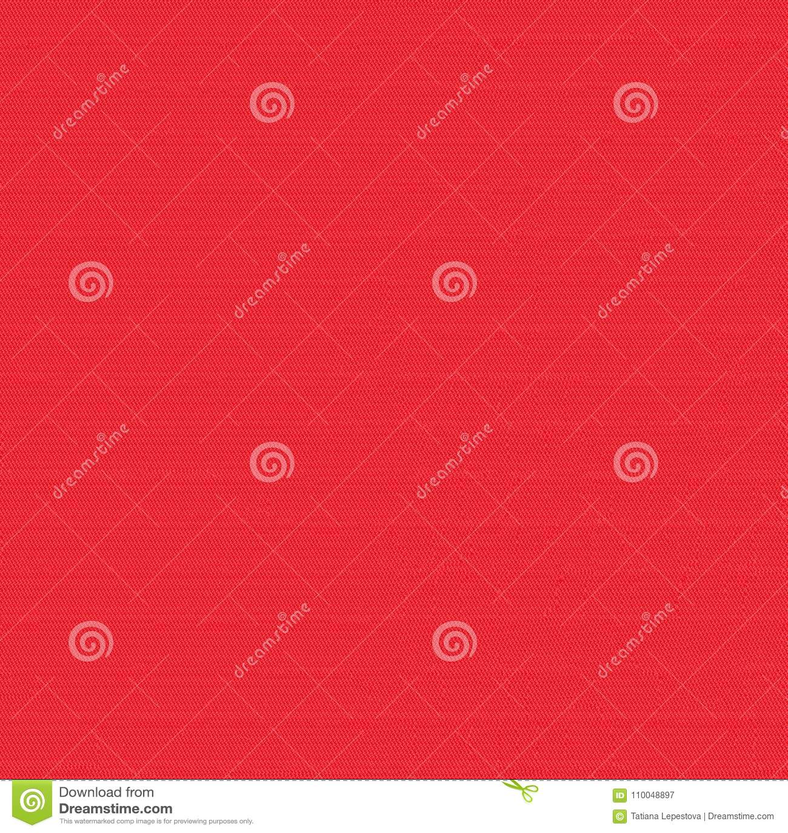 Κόκκινη άνευ ραφής σύσταση υφάσματος Χάρτης σύστασης για τρισδιάστατο και το 2$ο