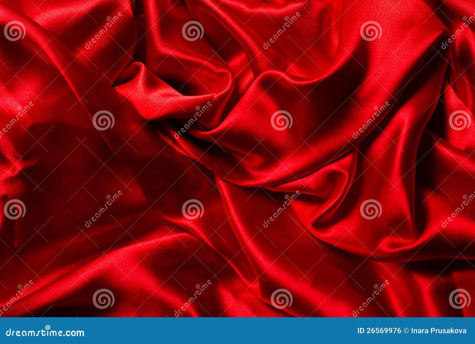 Κόκκινη ανασκόπηση μεταξιού. Πολλές πτυχές