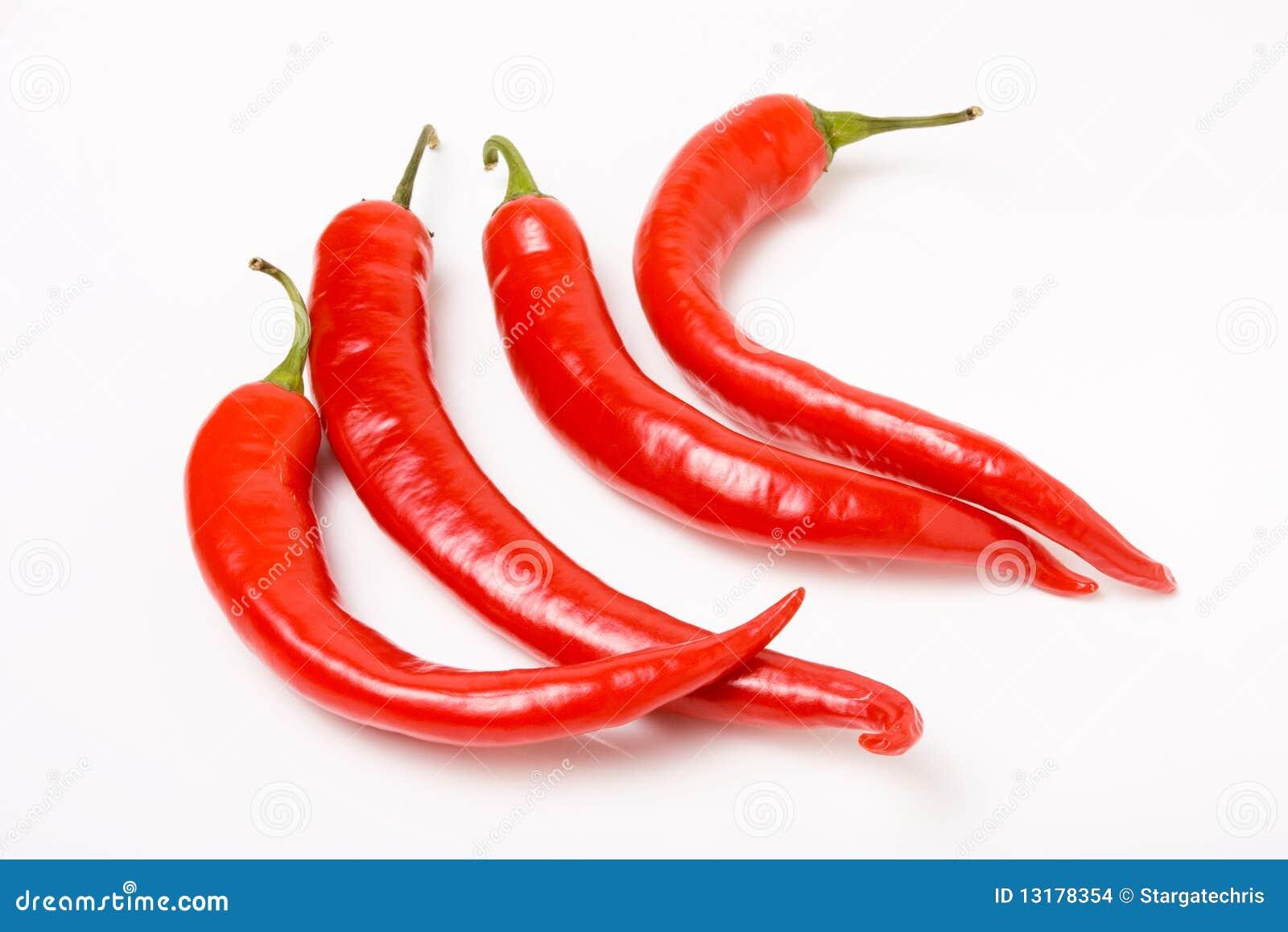 κόκκινος δονούμενος chillis
