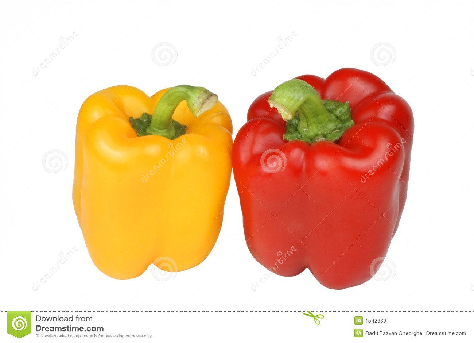 κόκκινος κίτρινος πιπερι