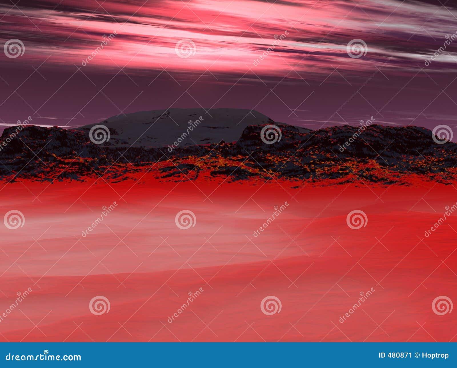 κόκκινος ουρανός
