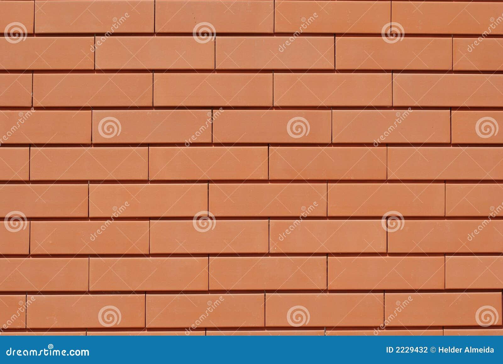 κόκκινος τοίχος τούβλου