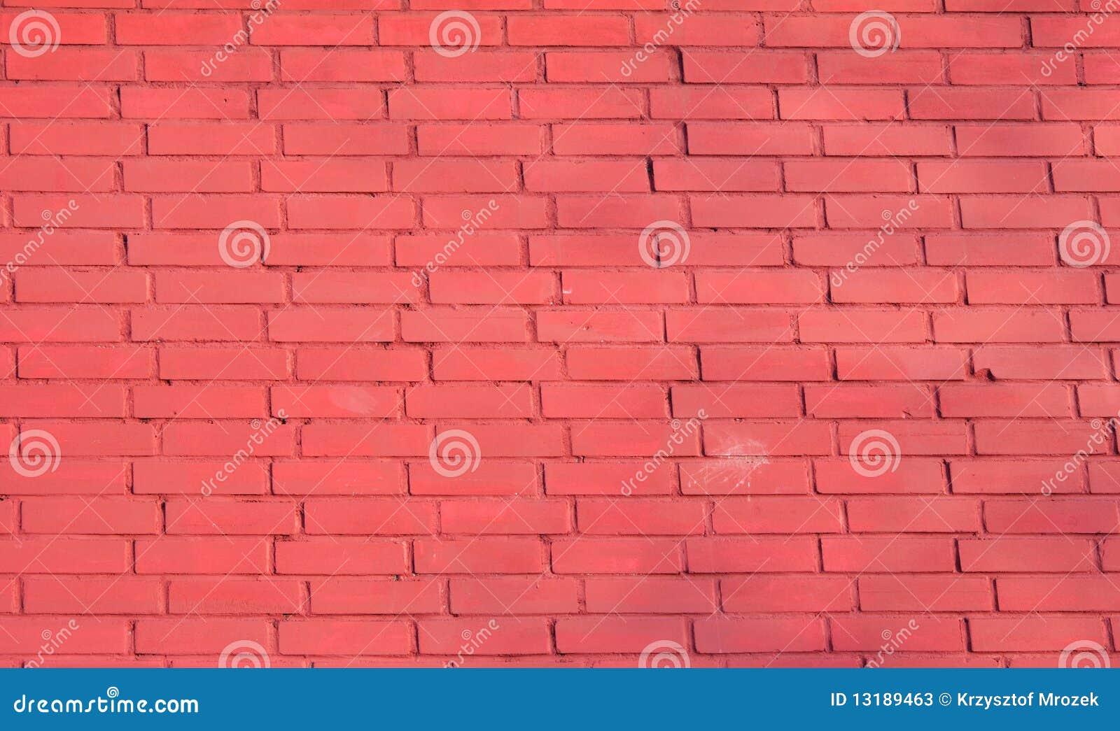 κόκκινος τοίχος