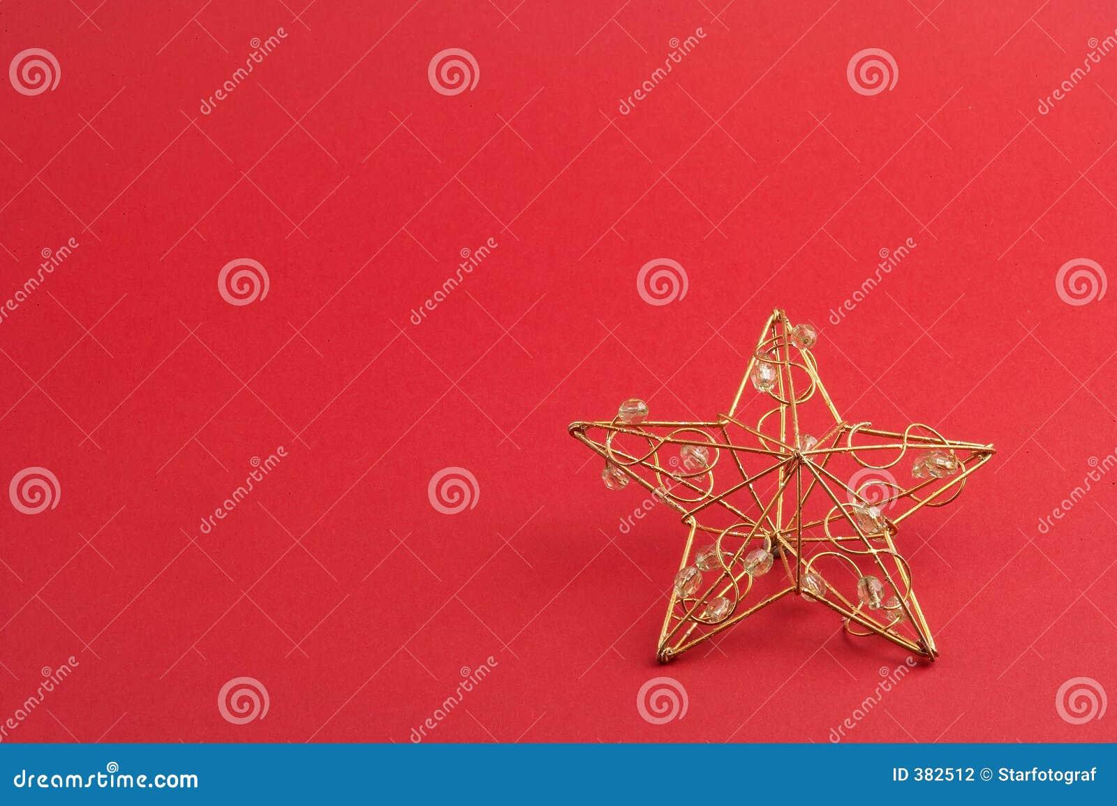 κόκκινο αστέρι Χριστουγέννων