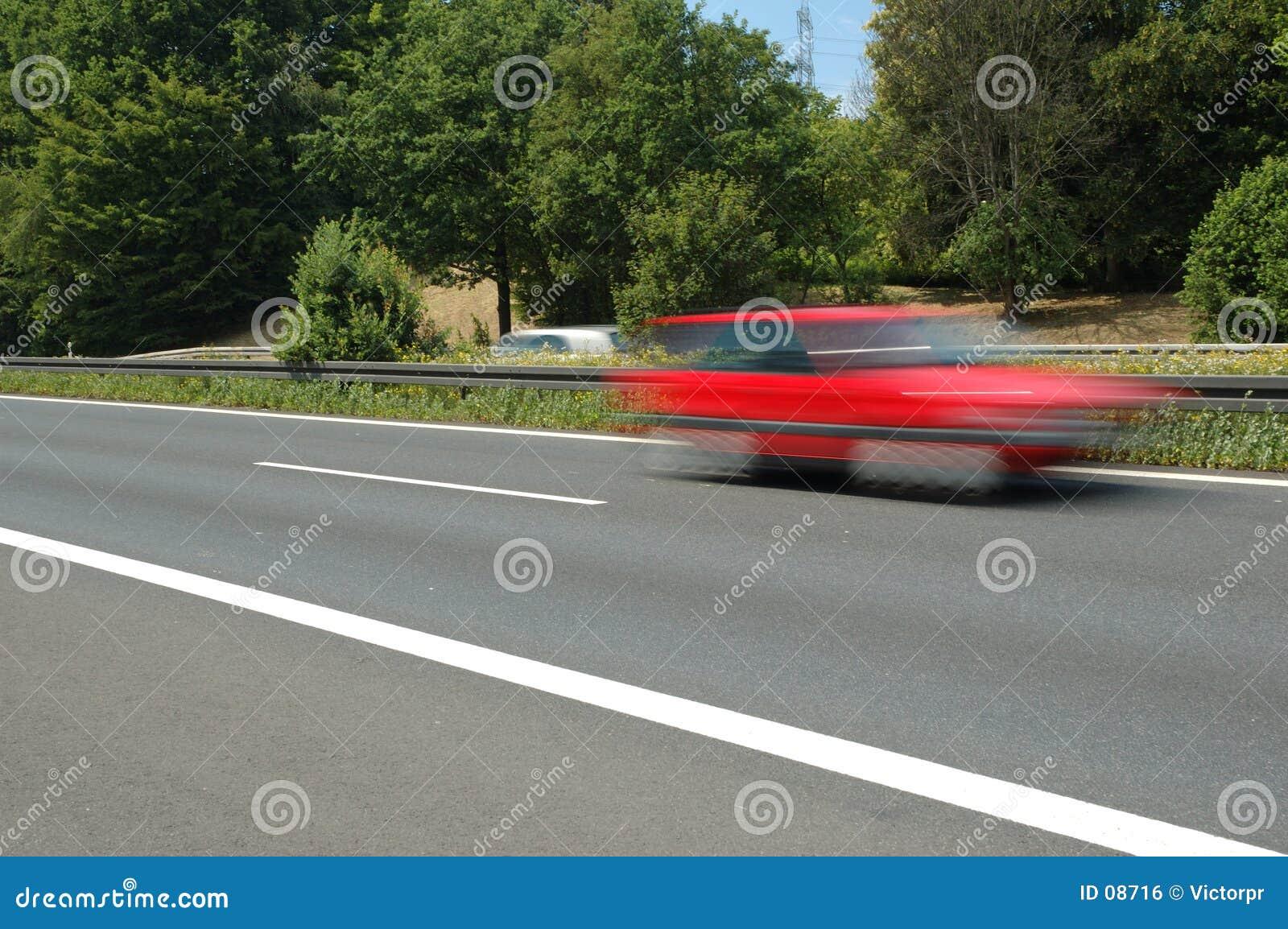 κόκκινο αυτοκινήτων
