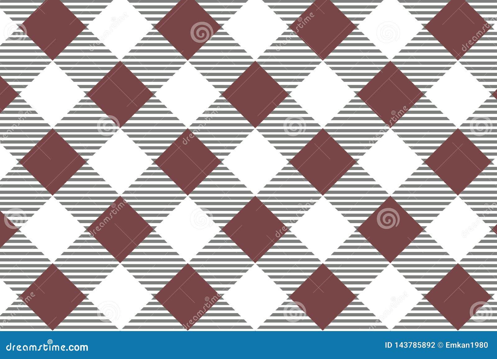 Κόκκινο διαγώνιο Gingham σχέδιο Σύσταση από το ρόμβο/τετράγωνα για - καρό, τραπεζομάντιλα, ενδύματα, πουκάμισα, φορέματα, έγγραφο