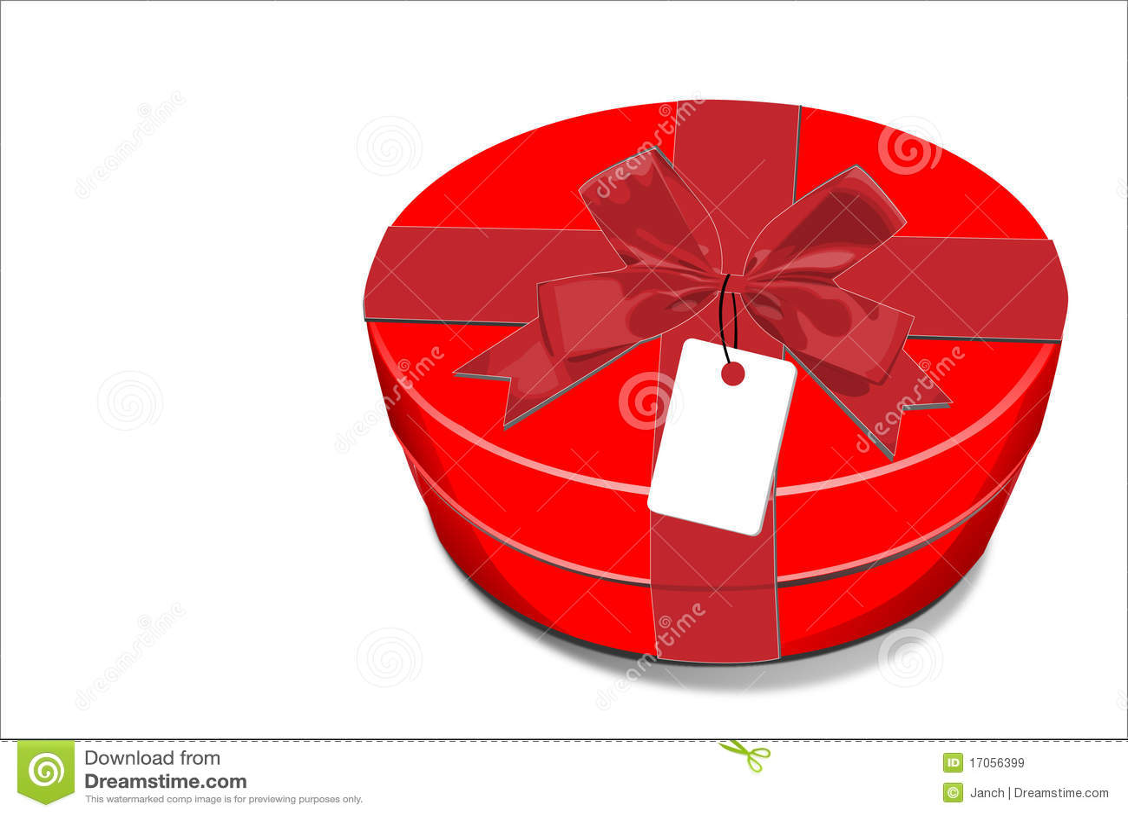 κόκκινο δώρων κιβωτίων τόξω&n