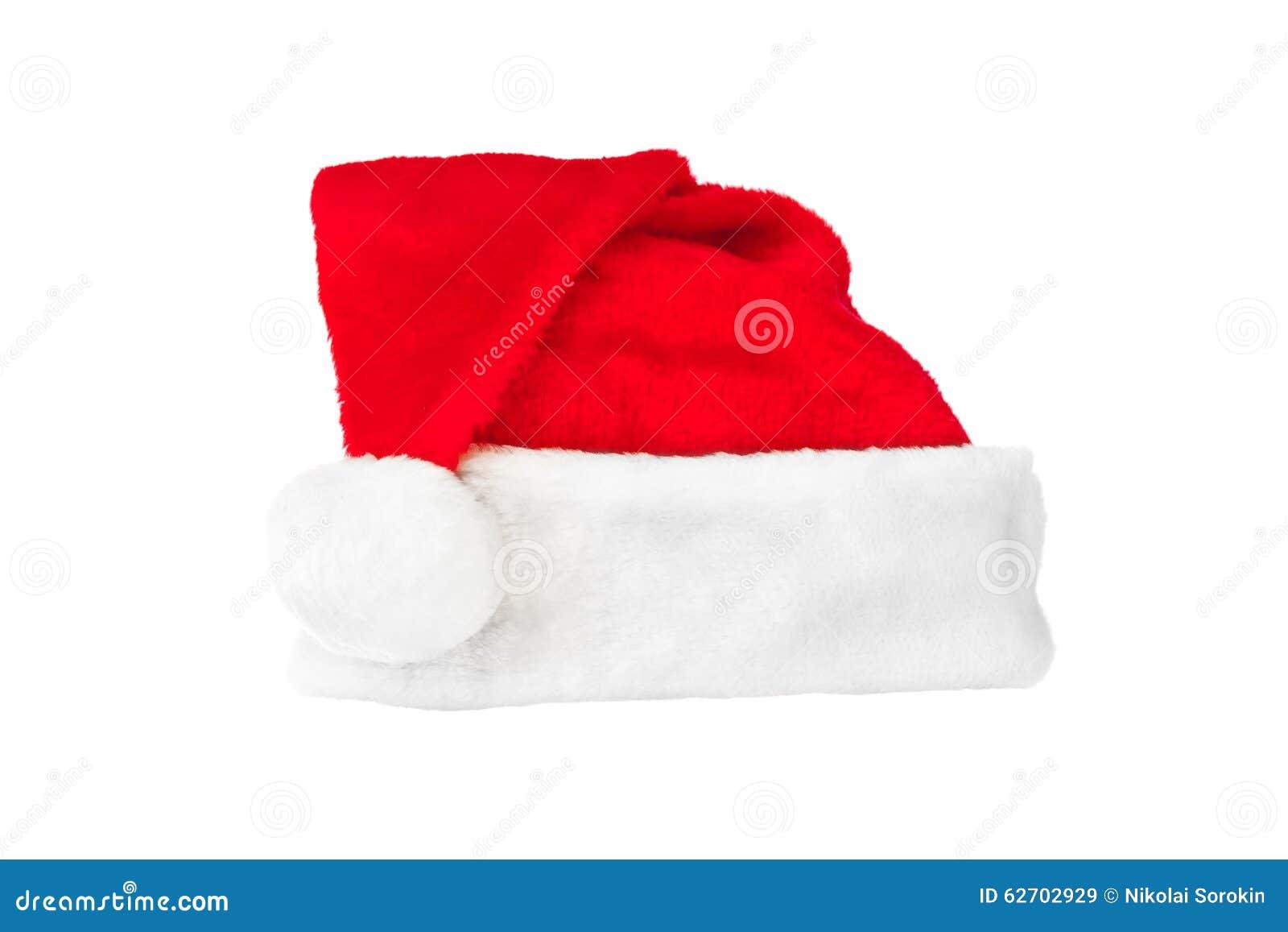 Κόκκινο καπέλο Χριστουγέννων Άγιου Βασίλη