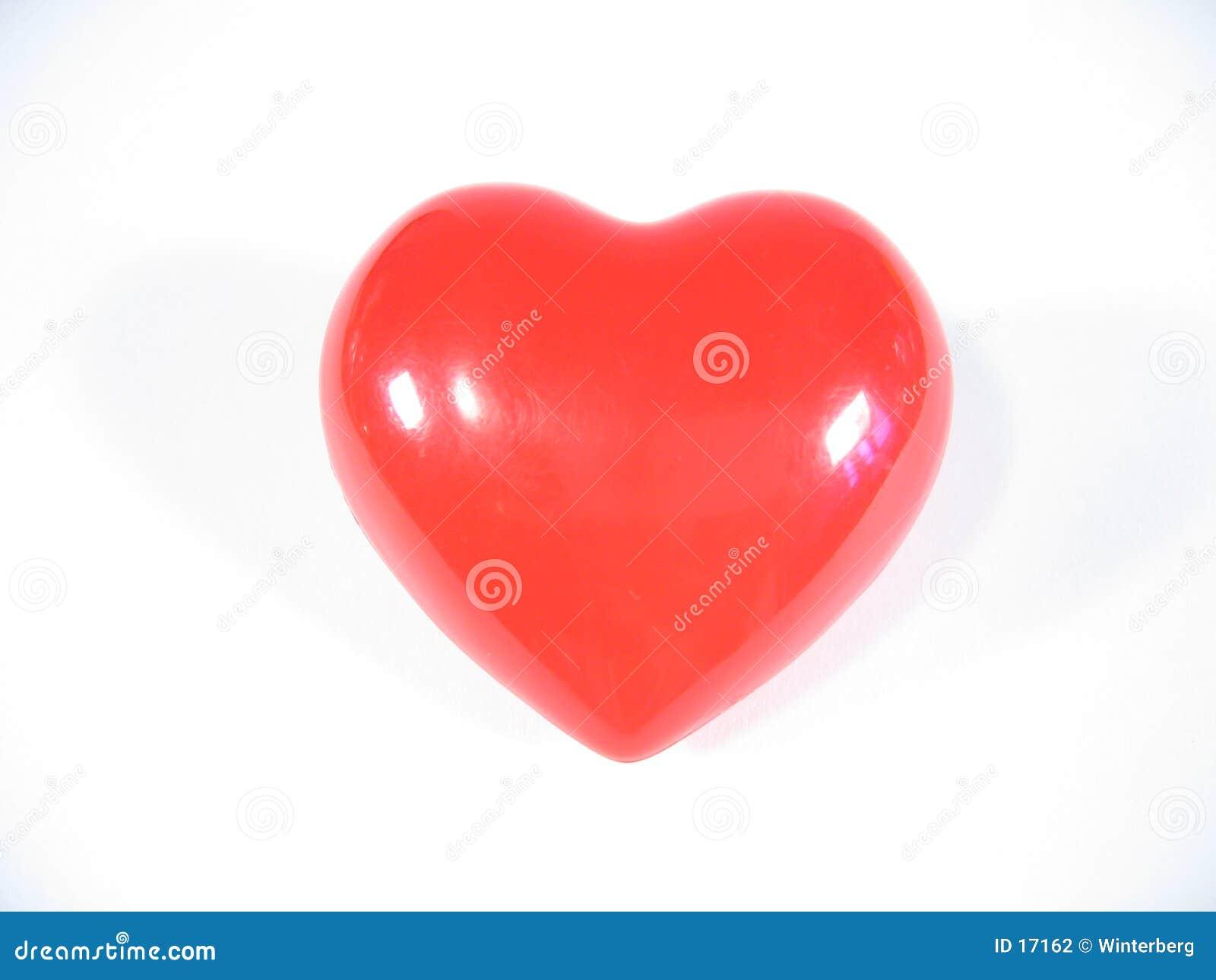 κόκκινο καρδιών