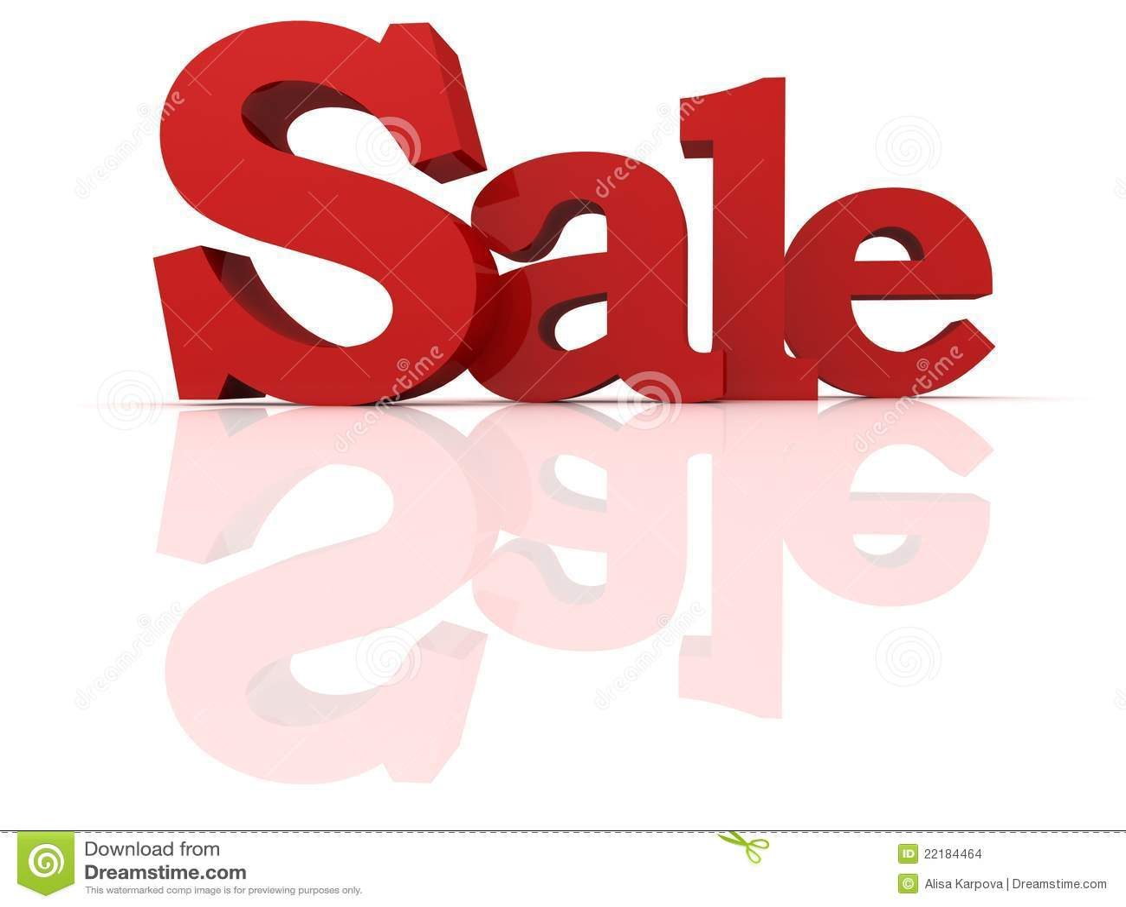 κόκκινο κείμενο πώλησης &alph