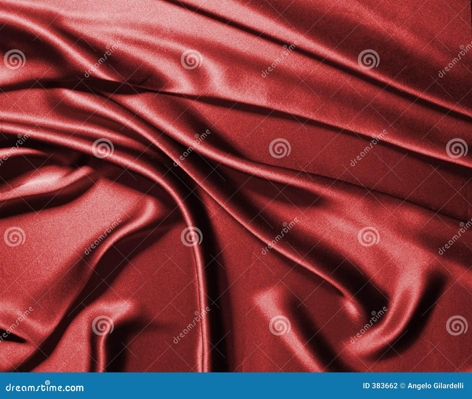 κόκκινο μετάξι
