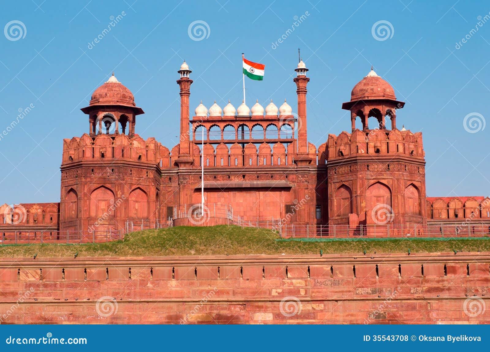 Κόκκινο οχυρό στο Δελχί