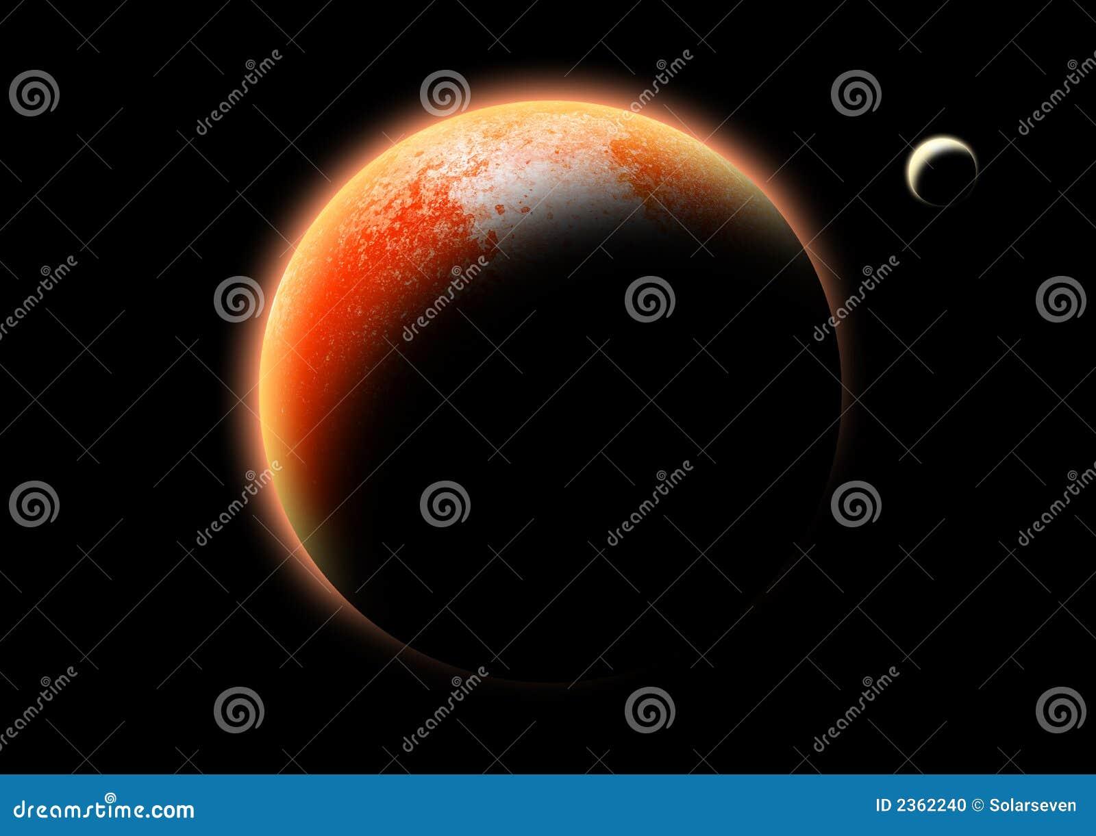 κόκκινο πλανητών