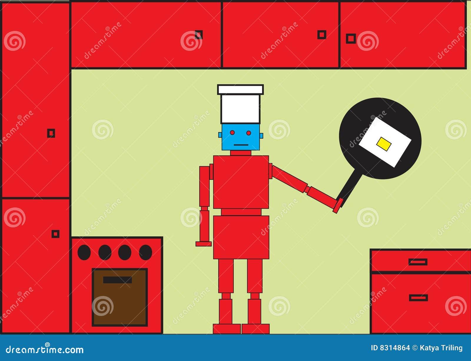 Κόκκινο ρομπότ