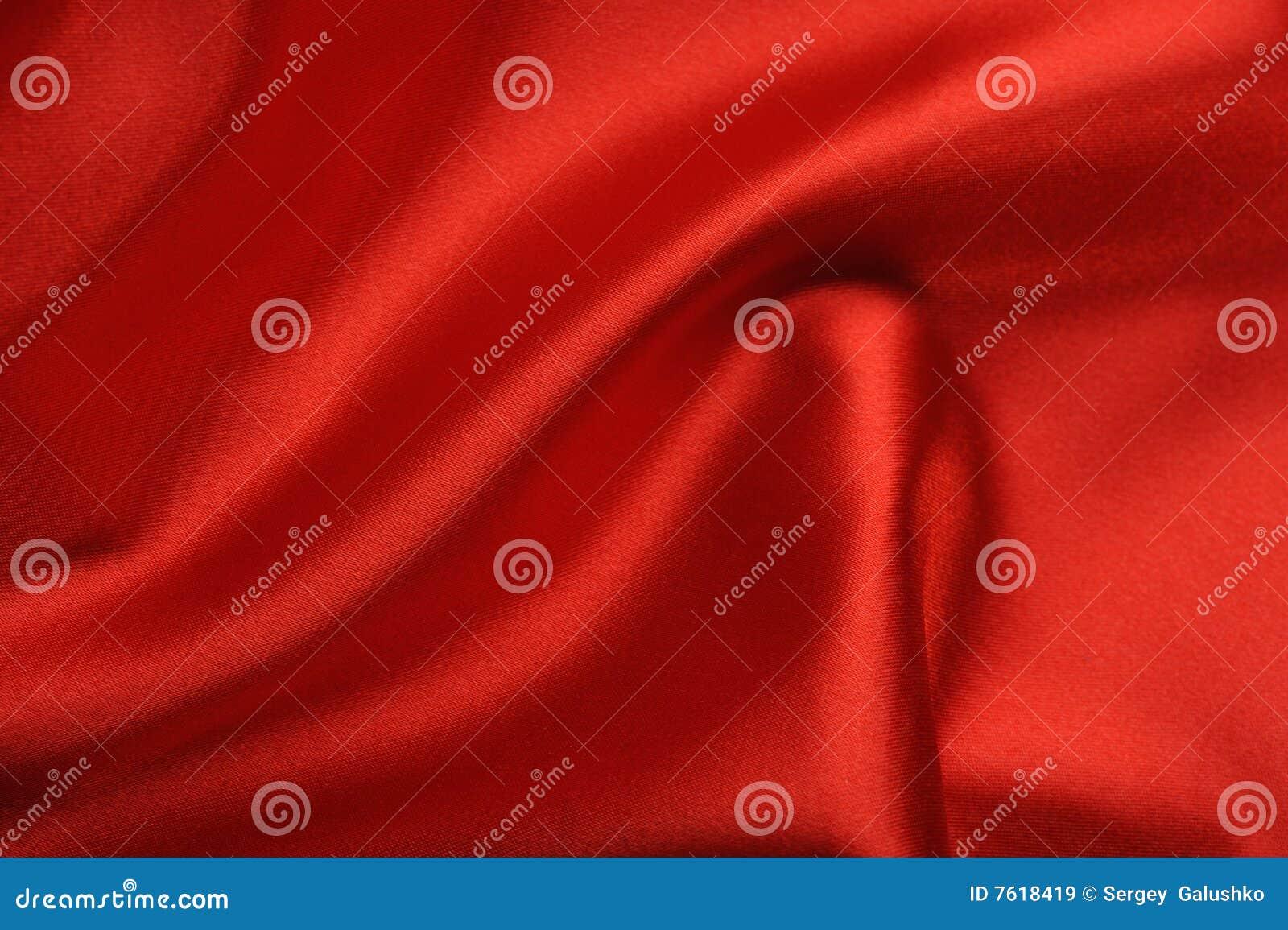 κόκκινο σατέν ανασκόπησης