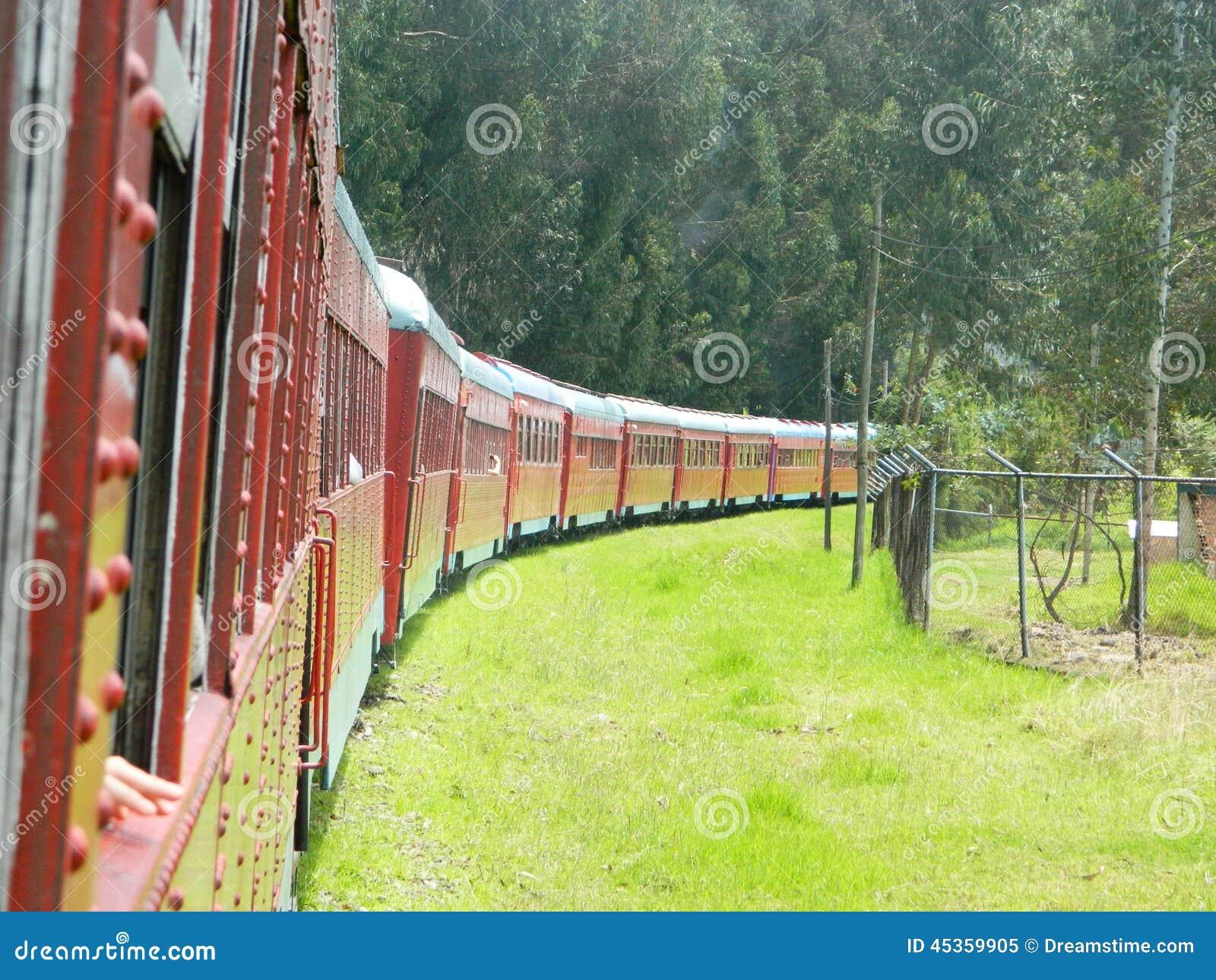 κόκκινο τραίνο