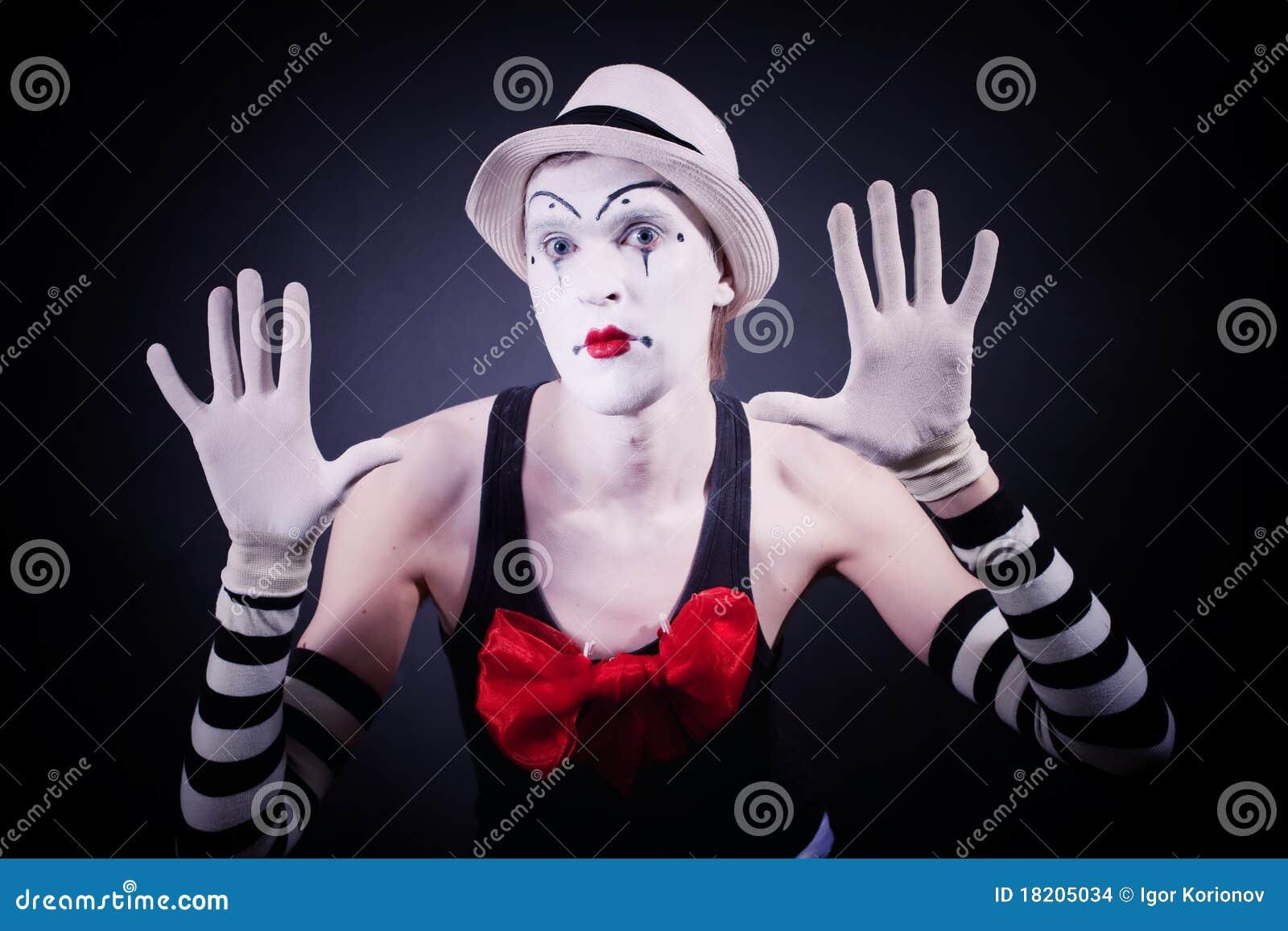 κόκκινο τόξων mime