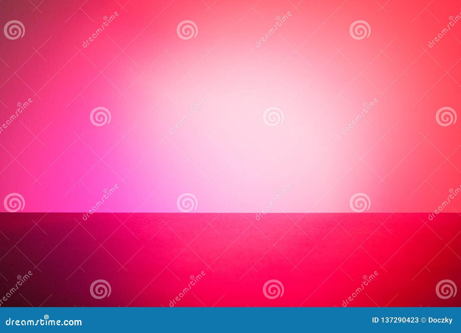 Κόκκινο υπόβαθρο που γίνεται από την ελαφριά επίδραση disco