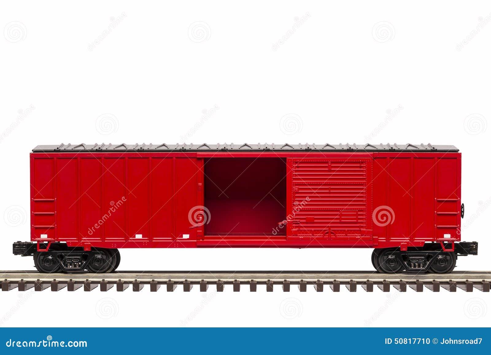 Κόκκινο Boxcar