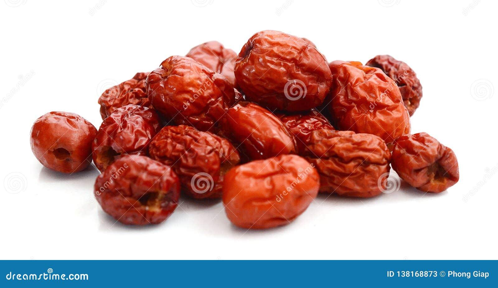 Κόκκινο jujube Φαγώσιμος, καλάθι