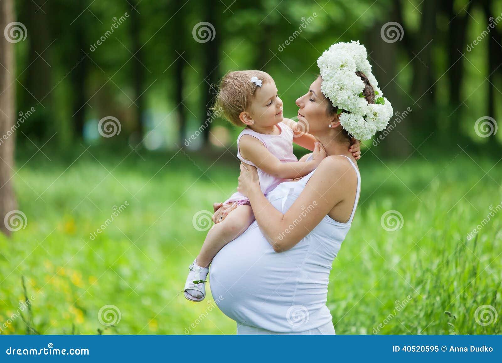 κόρη αυτή μητέρα έγκυος