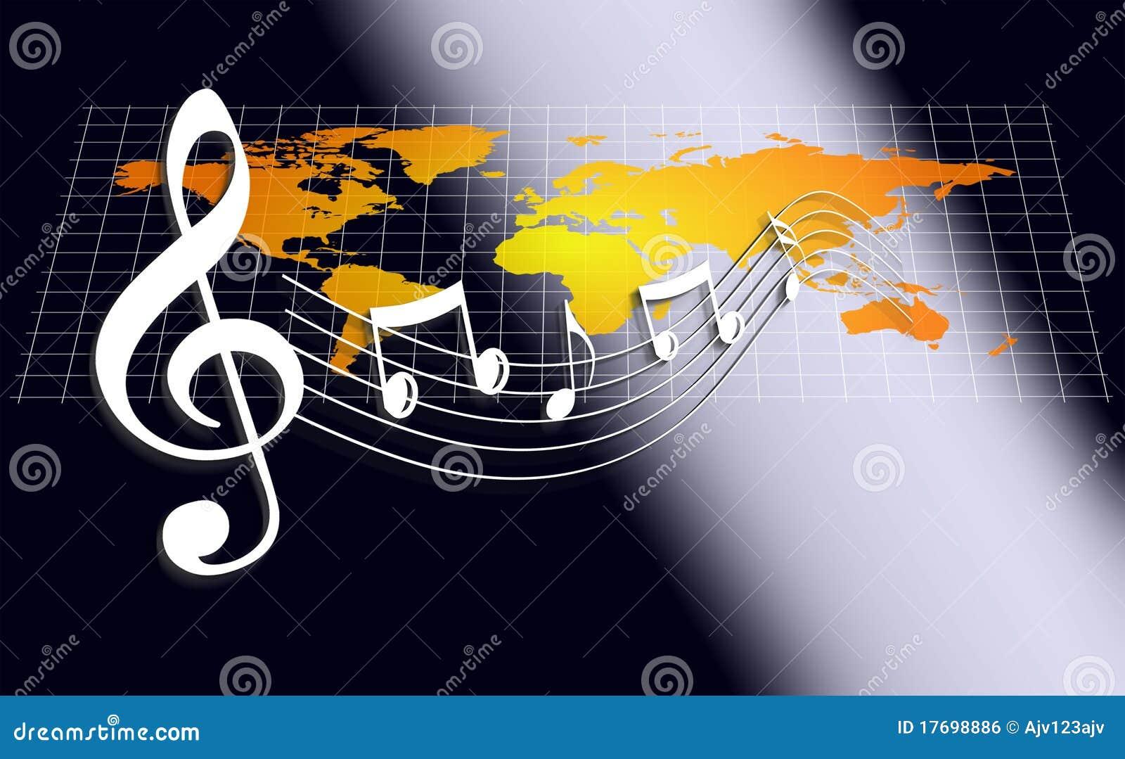 κόσμος μουσικής