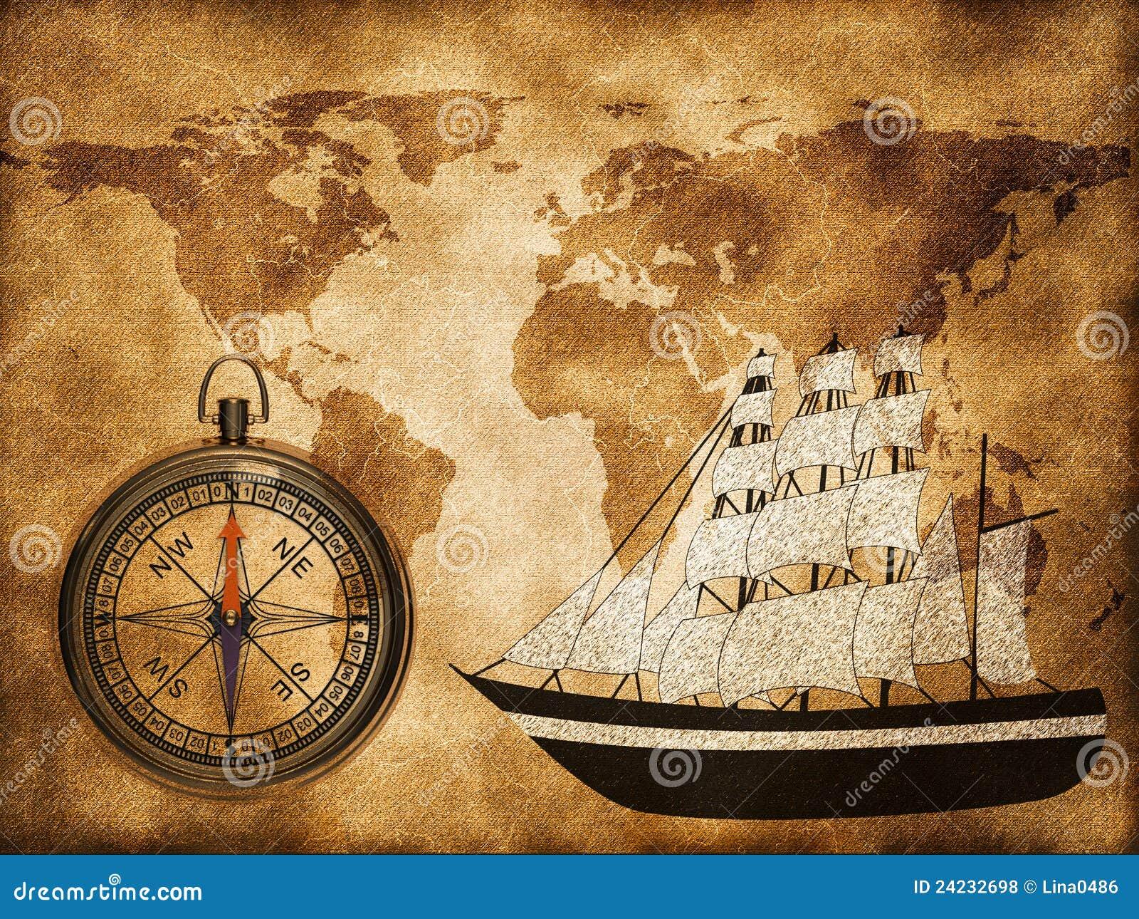 κόσμος σκαφών χαρτών