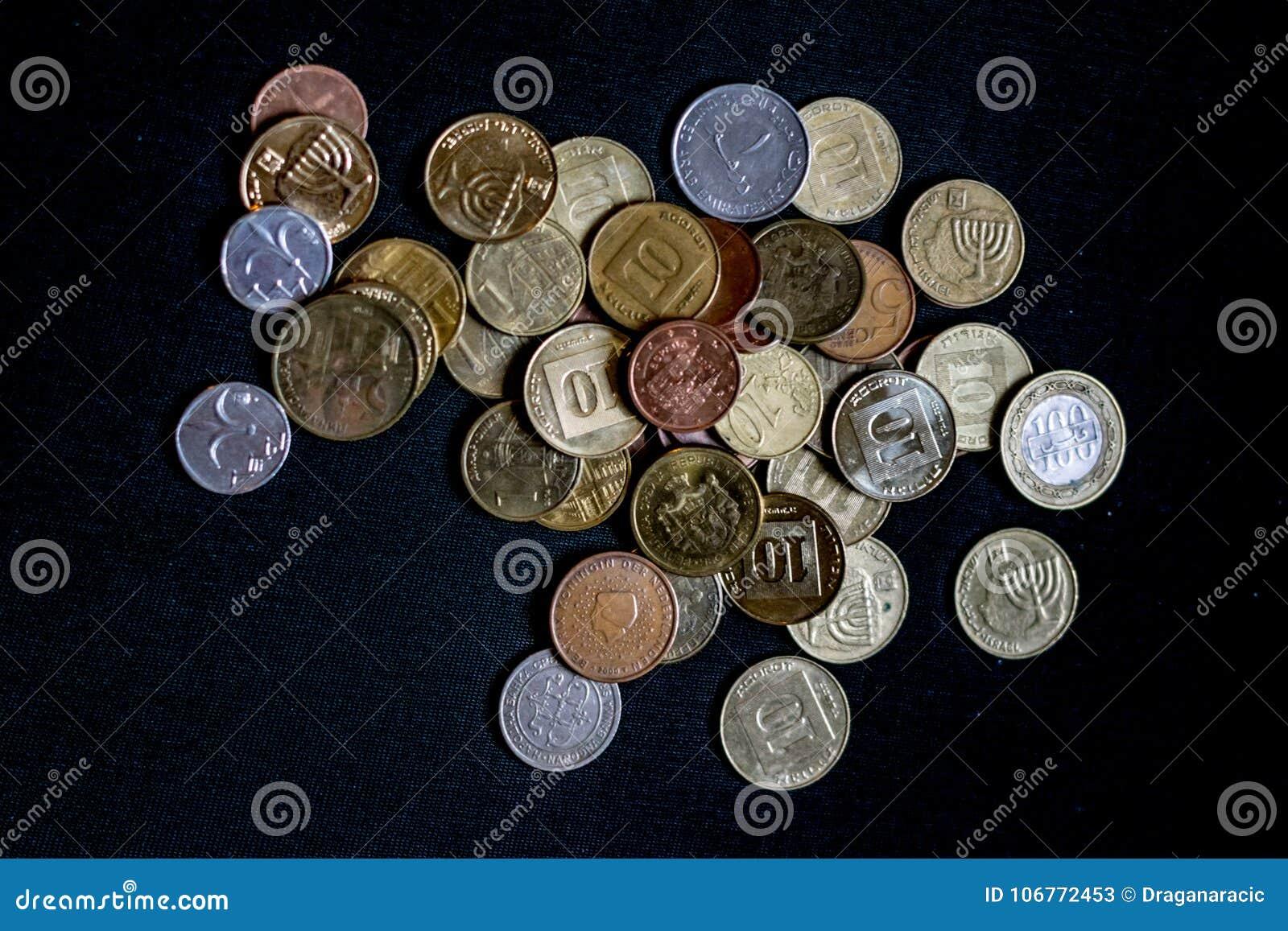κόσμος χρημάτων συλλογής
