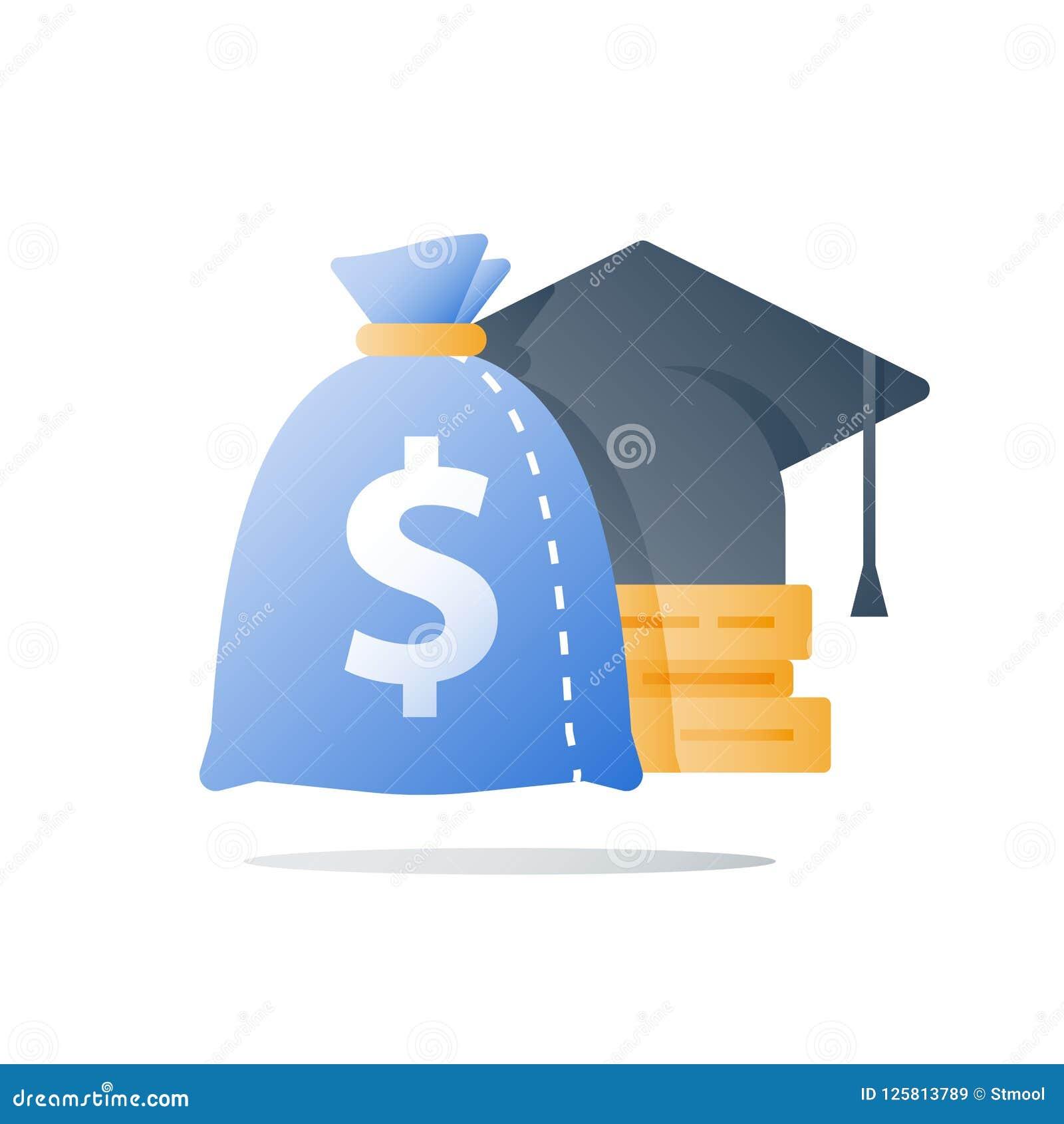 Κόστος εκπαίδευσης, δαπάνες εκπαίδευσης, πληρωμή υποτροφιών, δάνειο μελέτης, οικονομική επιχορήγηση, επένδυση γνώσης