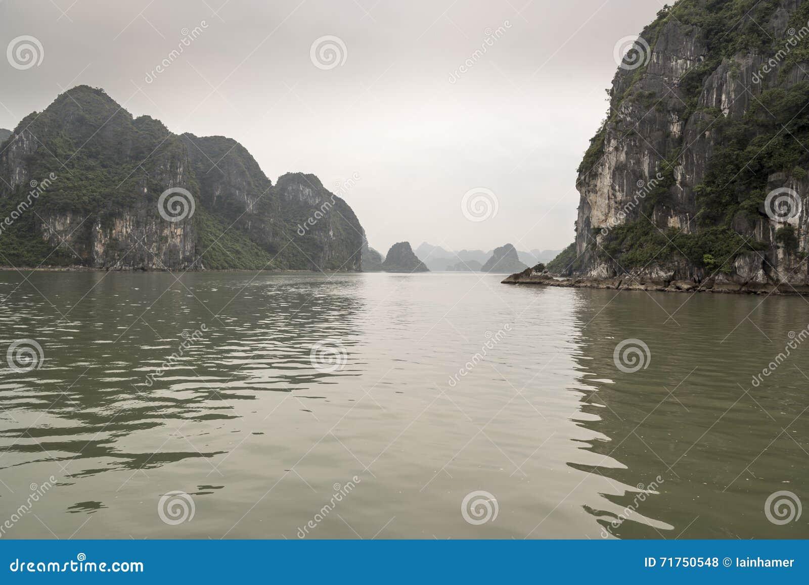 κόλπος halong Βιετνάμ