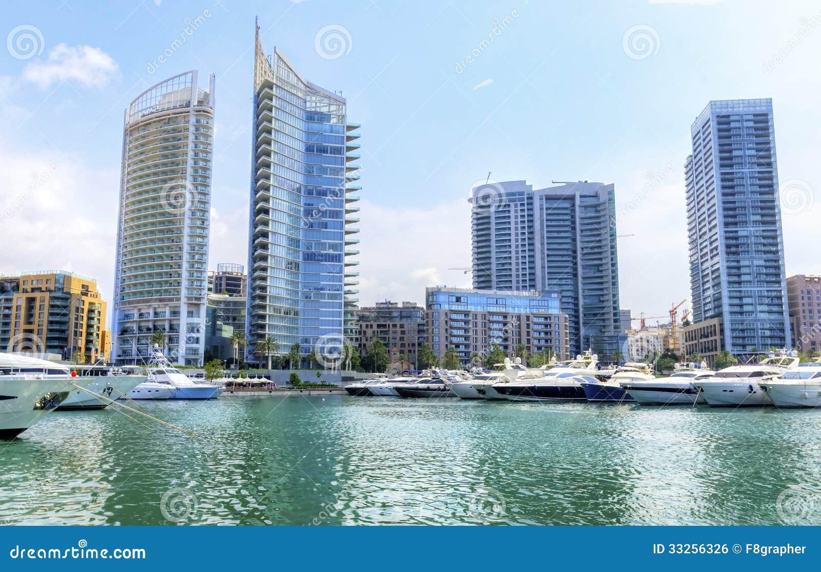 Κόλπος Zaitunay στη Βηρυττό, Λίβανος