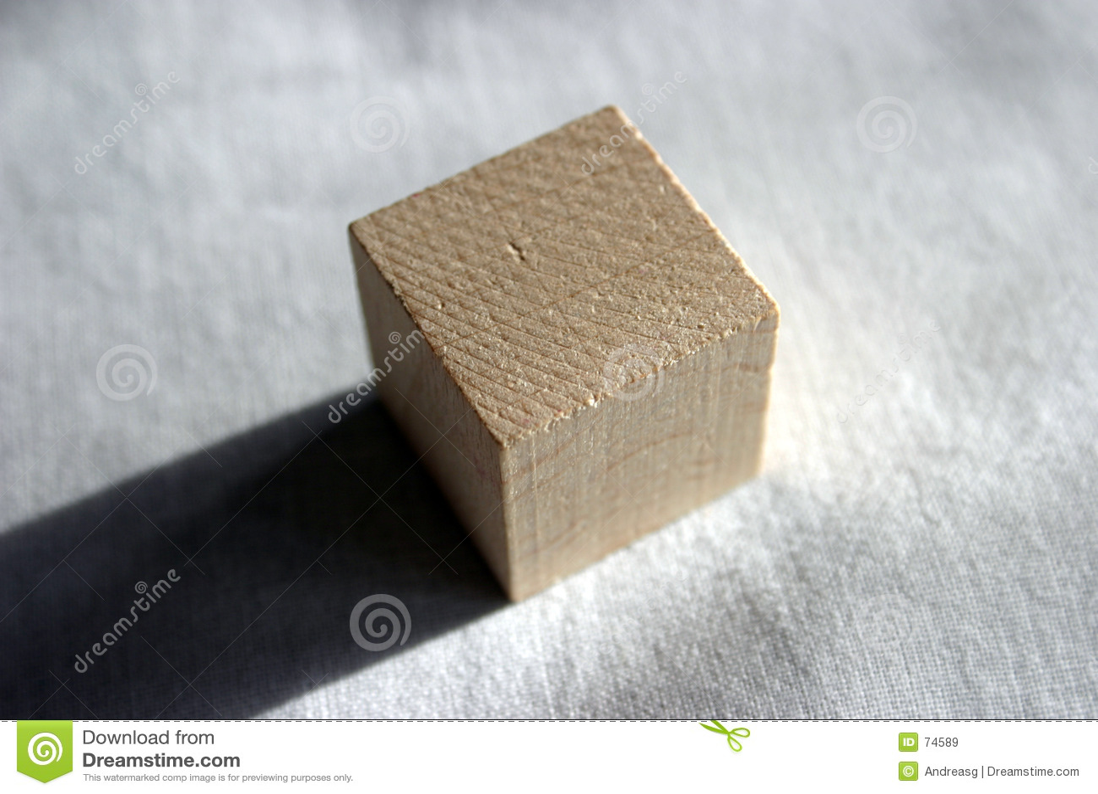 κύβος ξύλινος