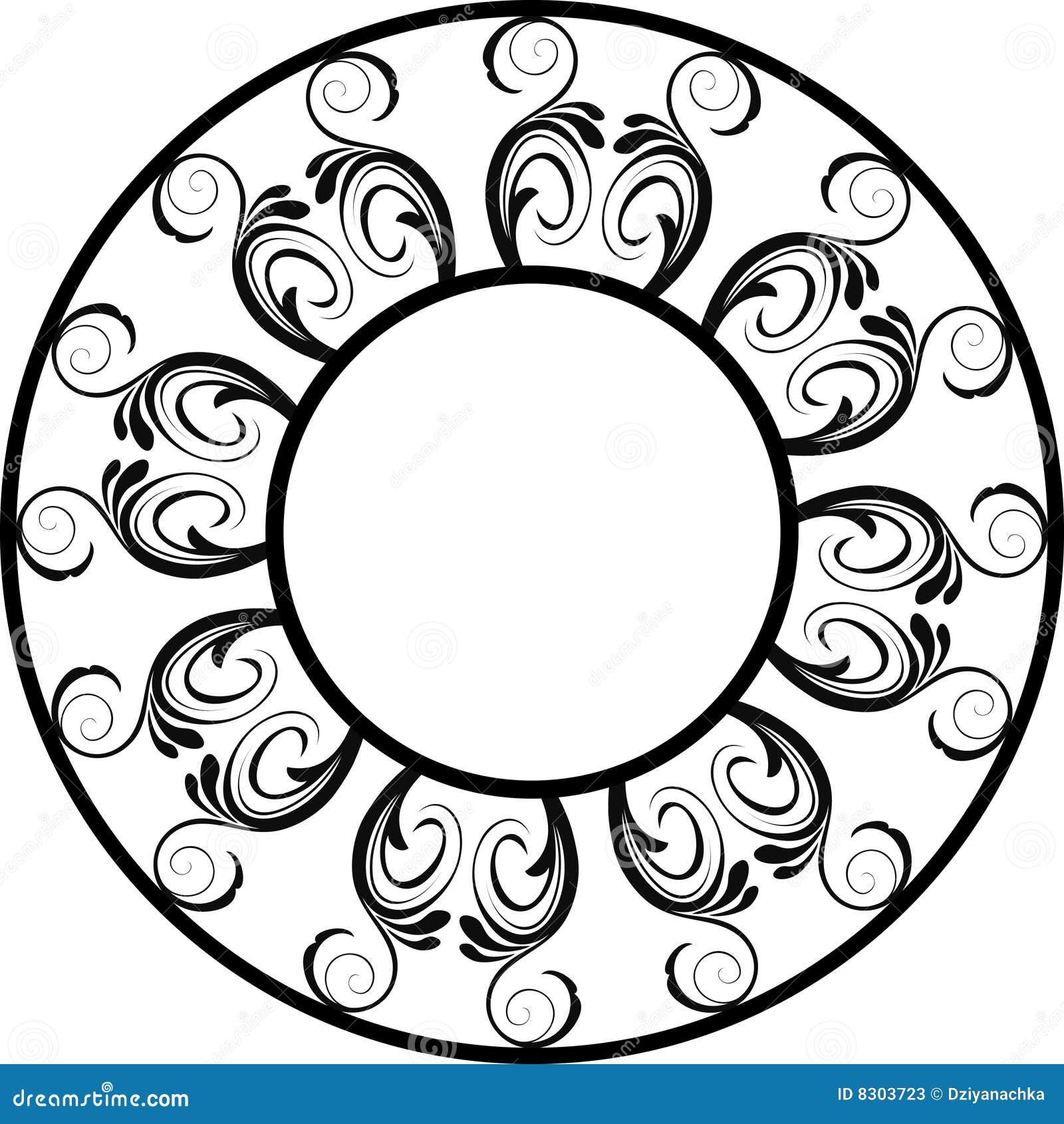 κύκλος διακοσμητικός