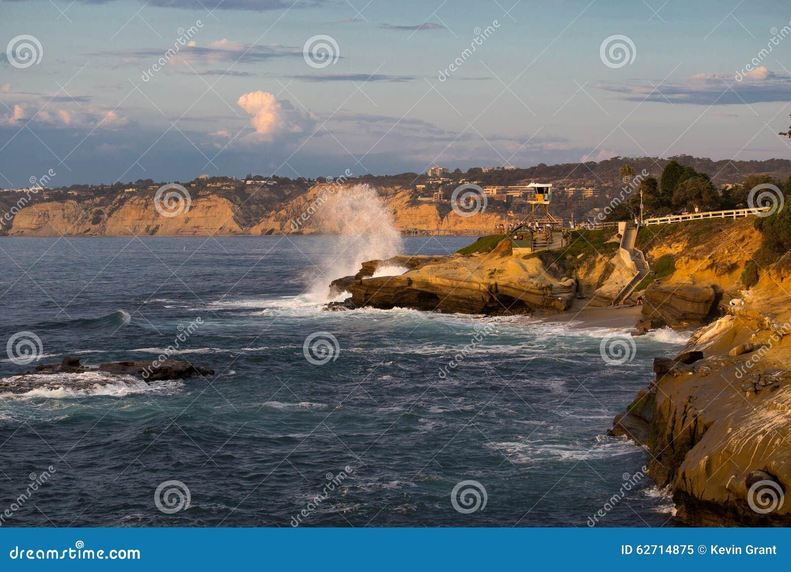 Κύματα ακτών Καλιφόρνιας