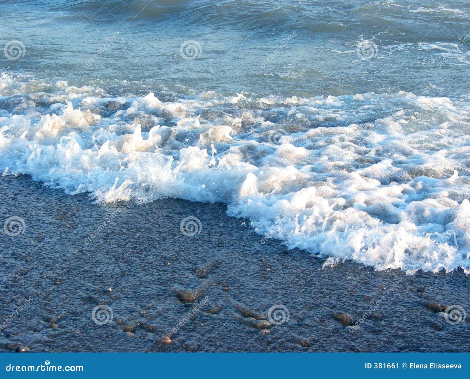 κύματα ακτών