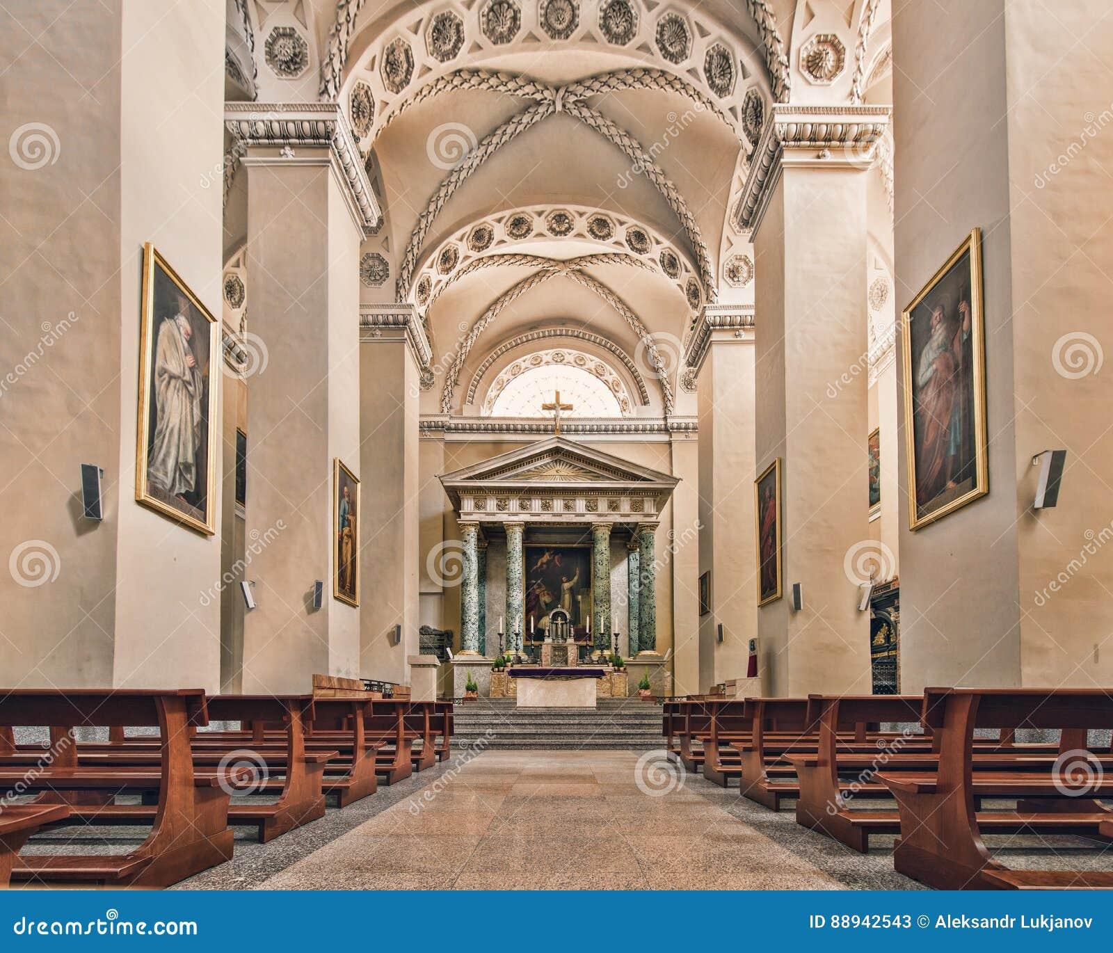 Κύριος βωμός στον καθεδρικό ναό