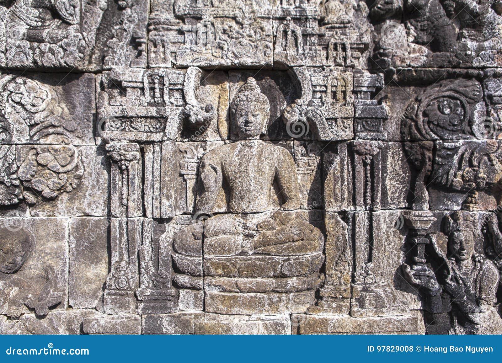 Κληρονομιά Borobudur σε Yogyakarta, Ινδονησία