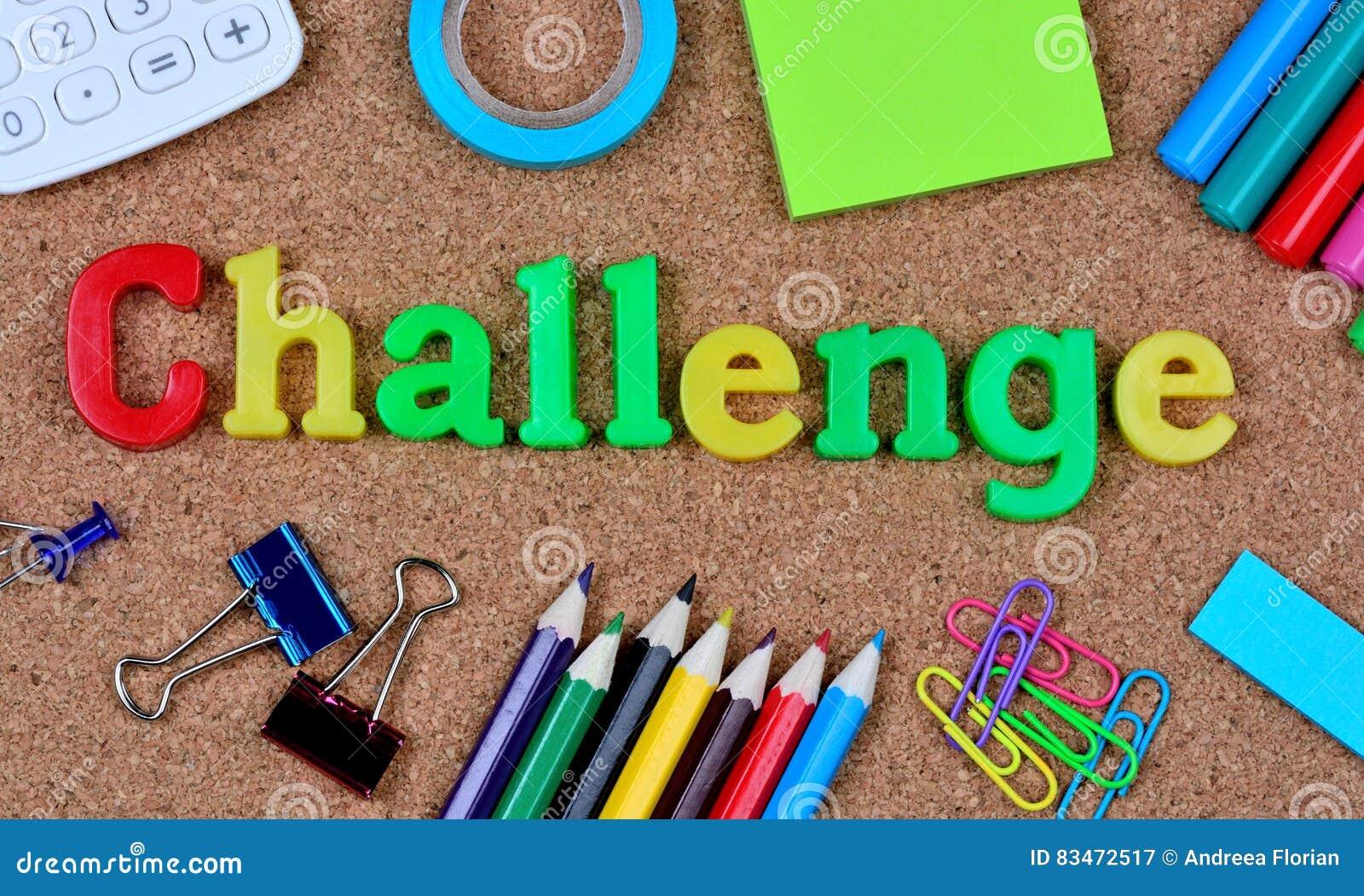 Λέξη πρόκλησης στο φελλό