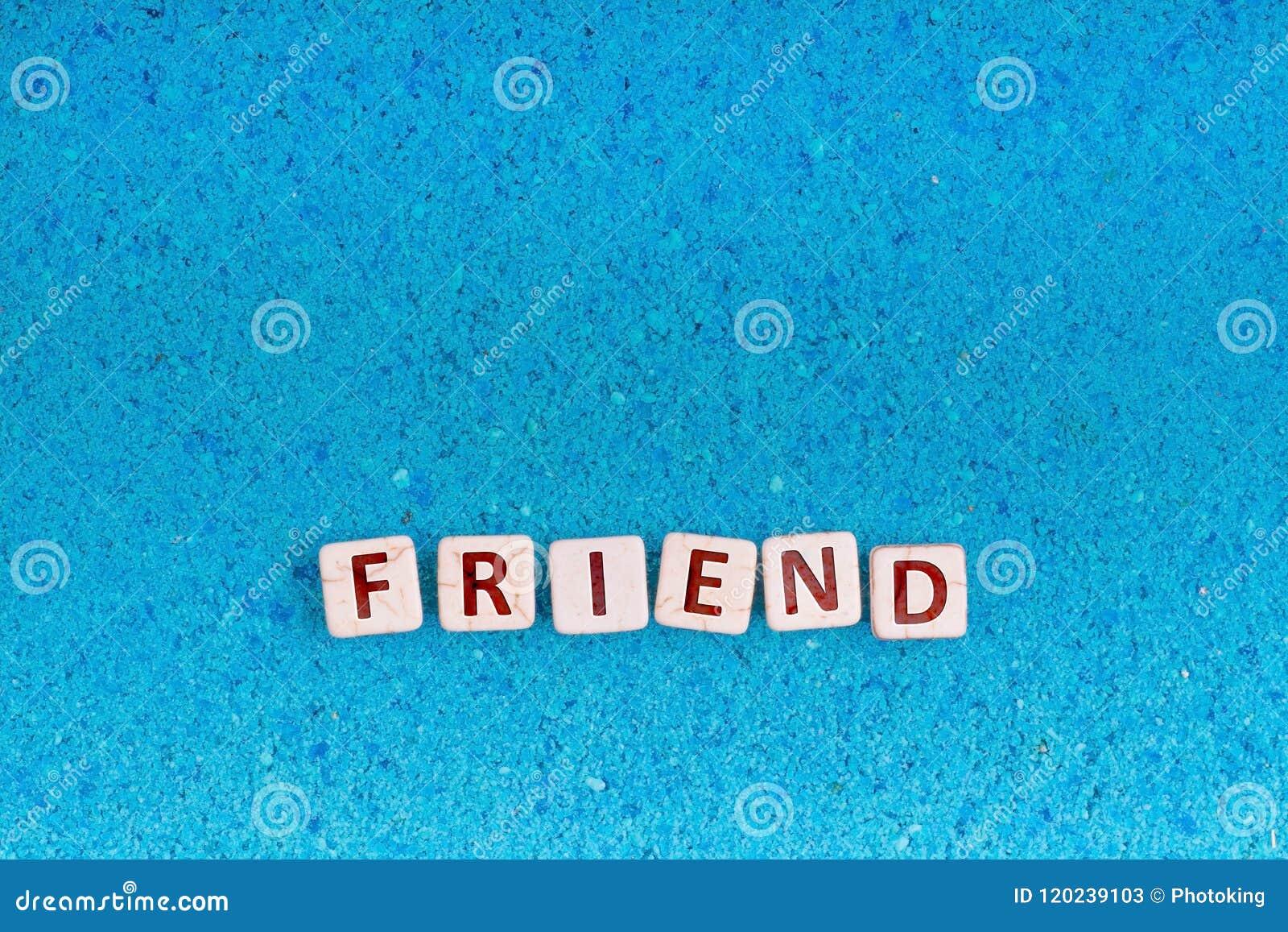 Λέξη φίλων στην πέτρα