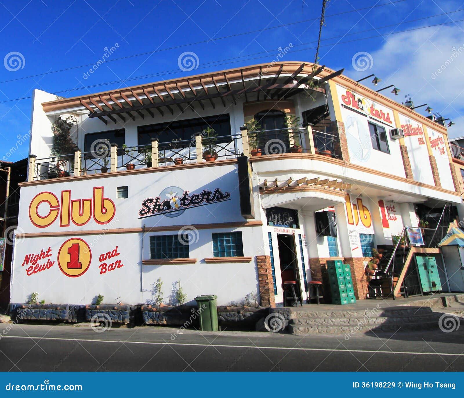Λέσχη 1 κλαμπ και μπαρ νύχτας στις Φιλιππίνες