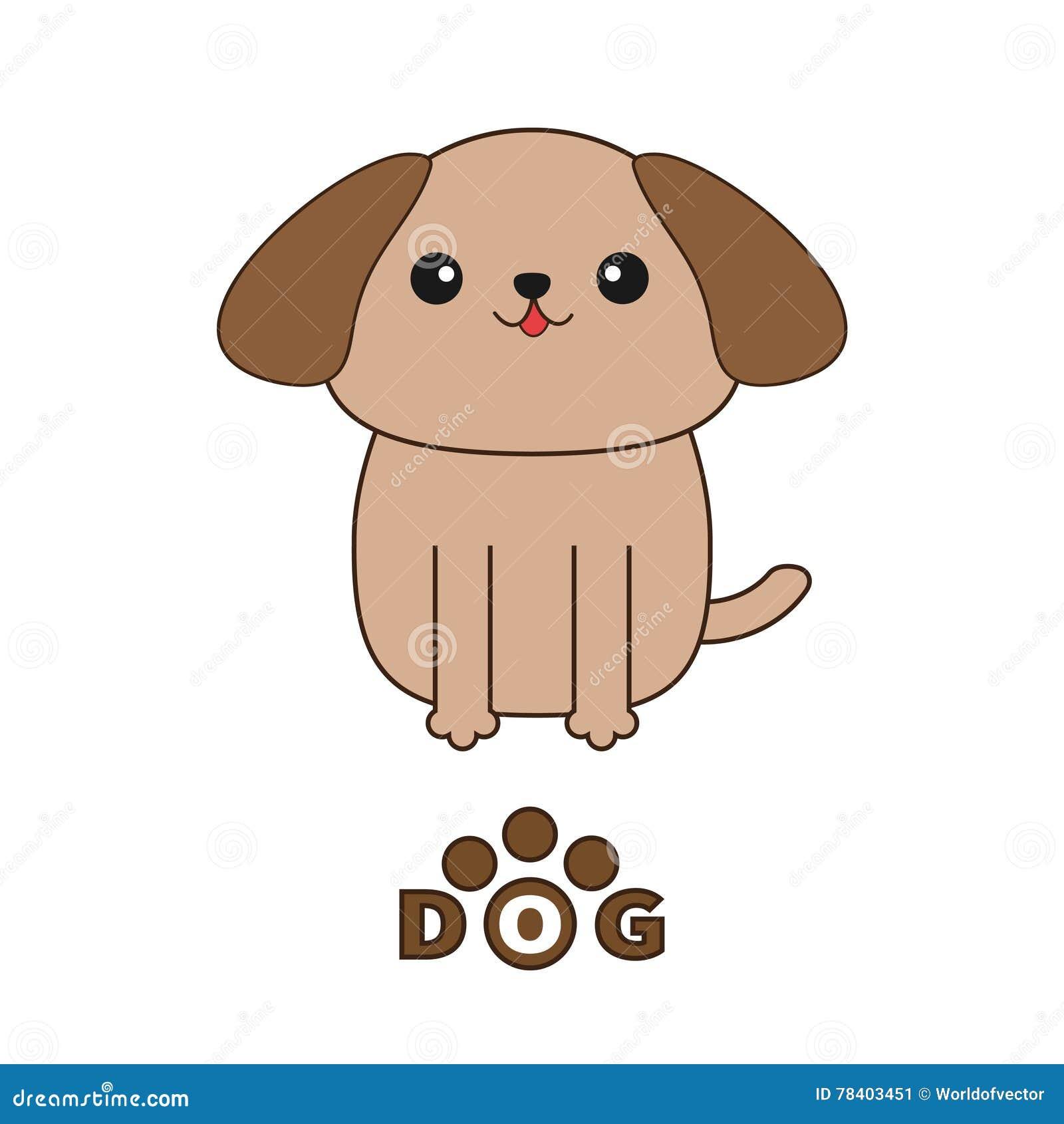 Λίγο κείμενο σκυλιών Shih Tzu μαυρίσματος γοητείας με την τυπωμένη ύλη ποδιών Χαριτωμένος χαρακτήρας κινουμένων σχεδίων Συλλογή μ